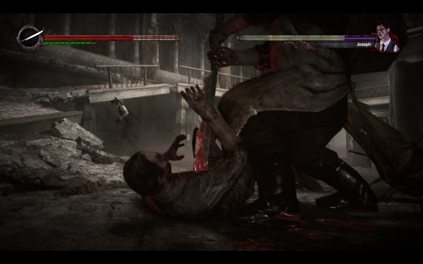 Recenze DLC: The Evil Within: The Executioner 10527