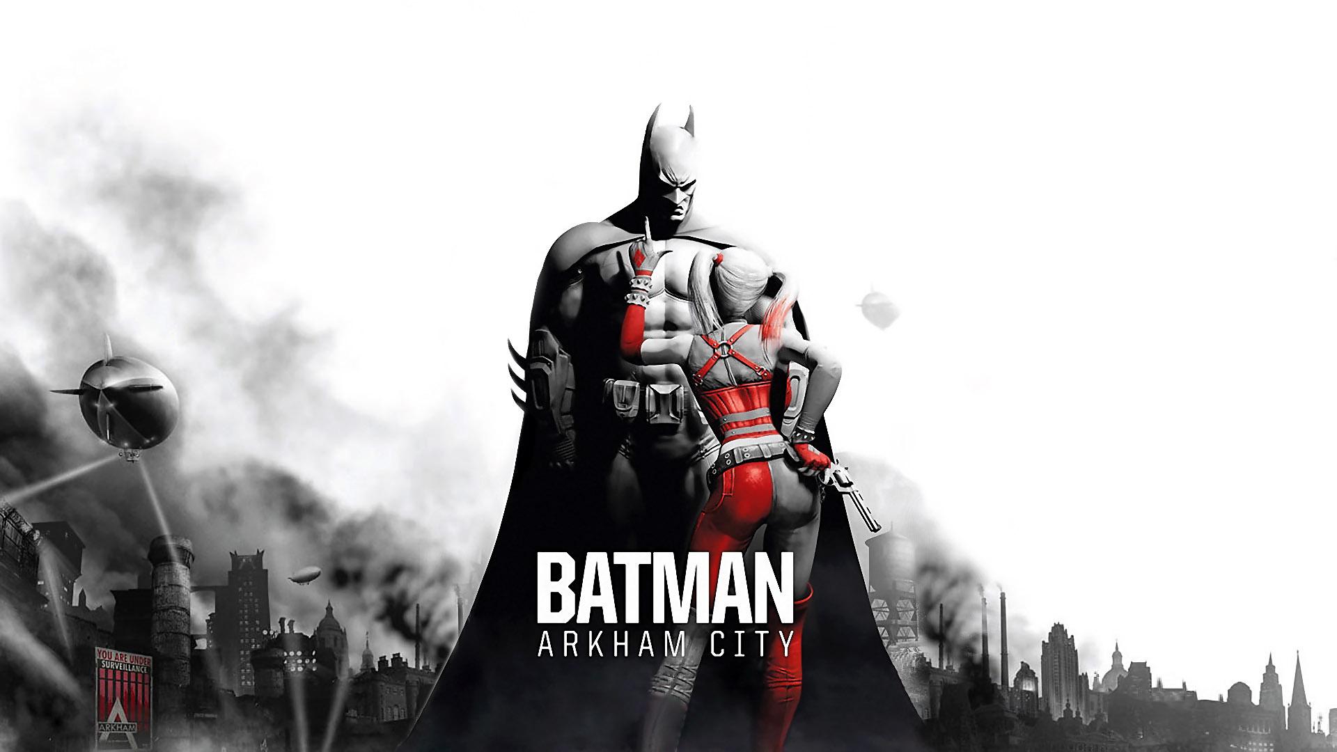 Batman Arkham Story – Příběhový souhrn 10540