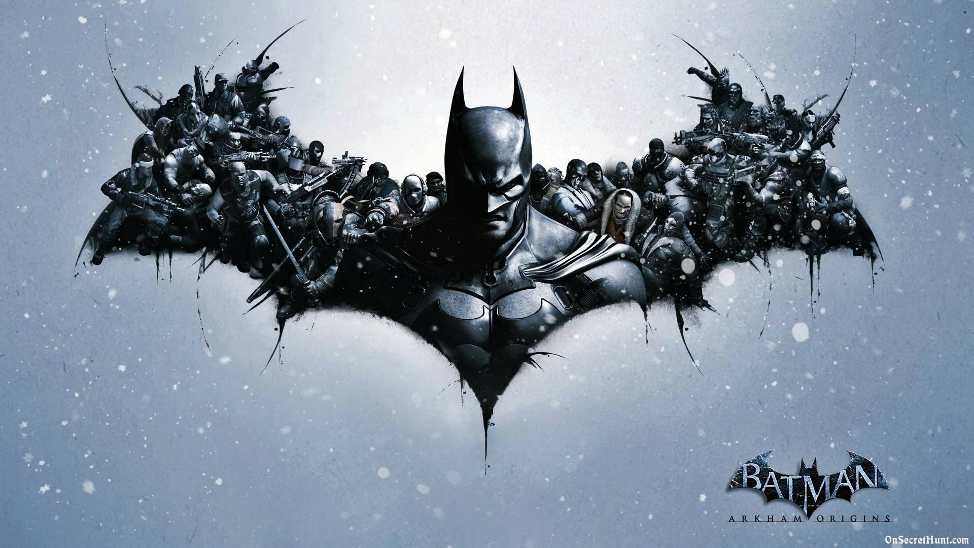 Batman Arkham Story – Příběhový souhrn 10541