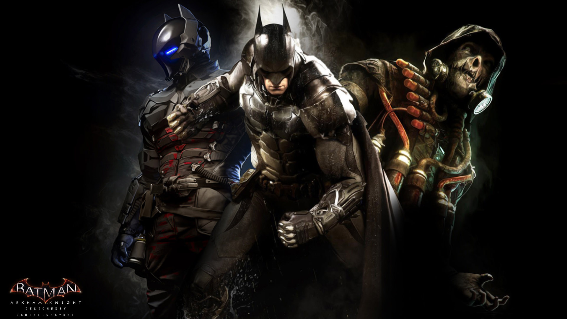 Batman Arkham Story – Příběhový souhrn 10542