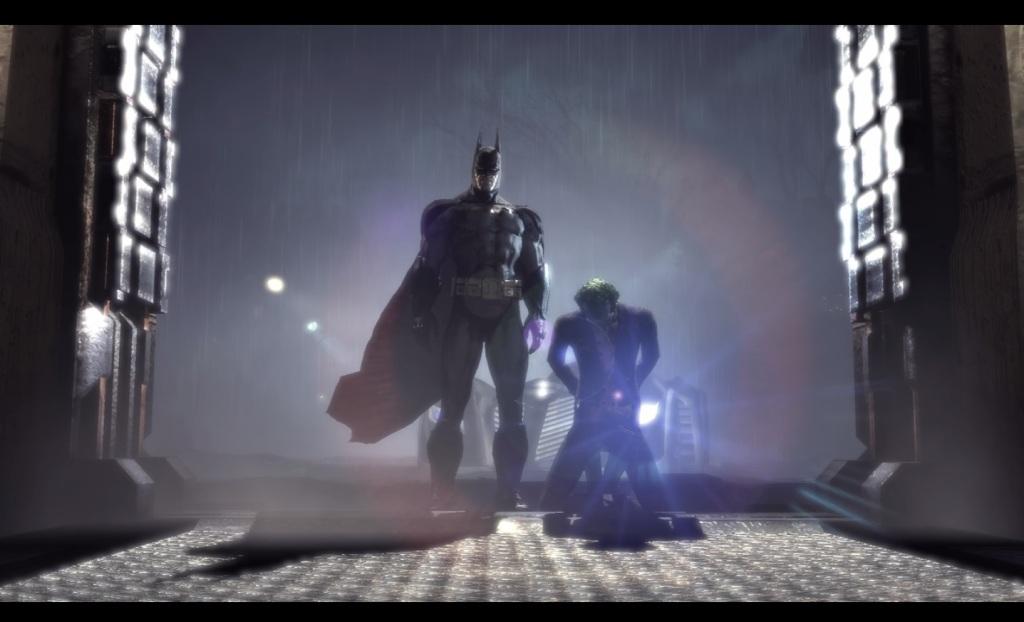 Batman Arkham Story – Příběhový souhrn 10544