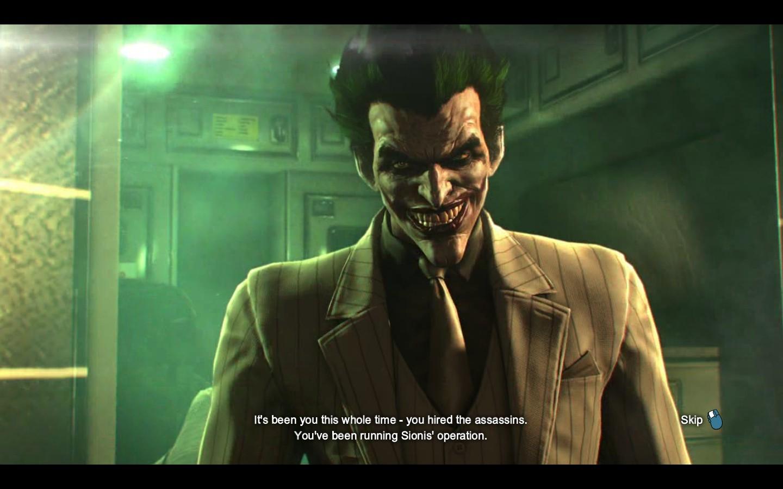 Batman Arkham Story – Příběhový souhrn 10547