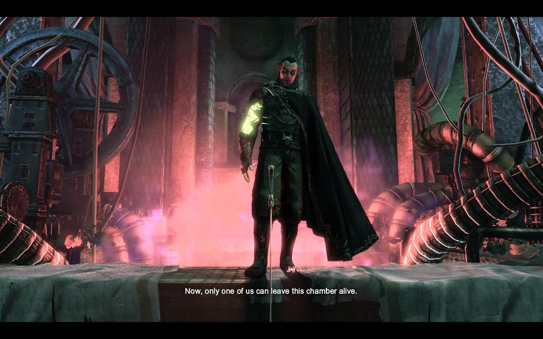 Batman Arkham Story – Příběhový souhrn 10548