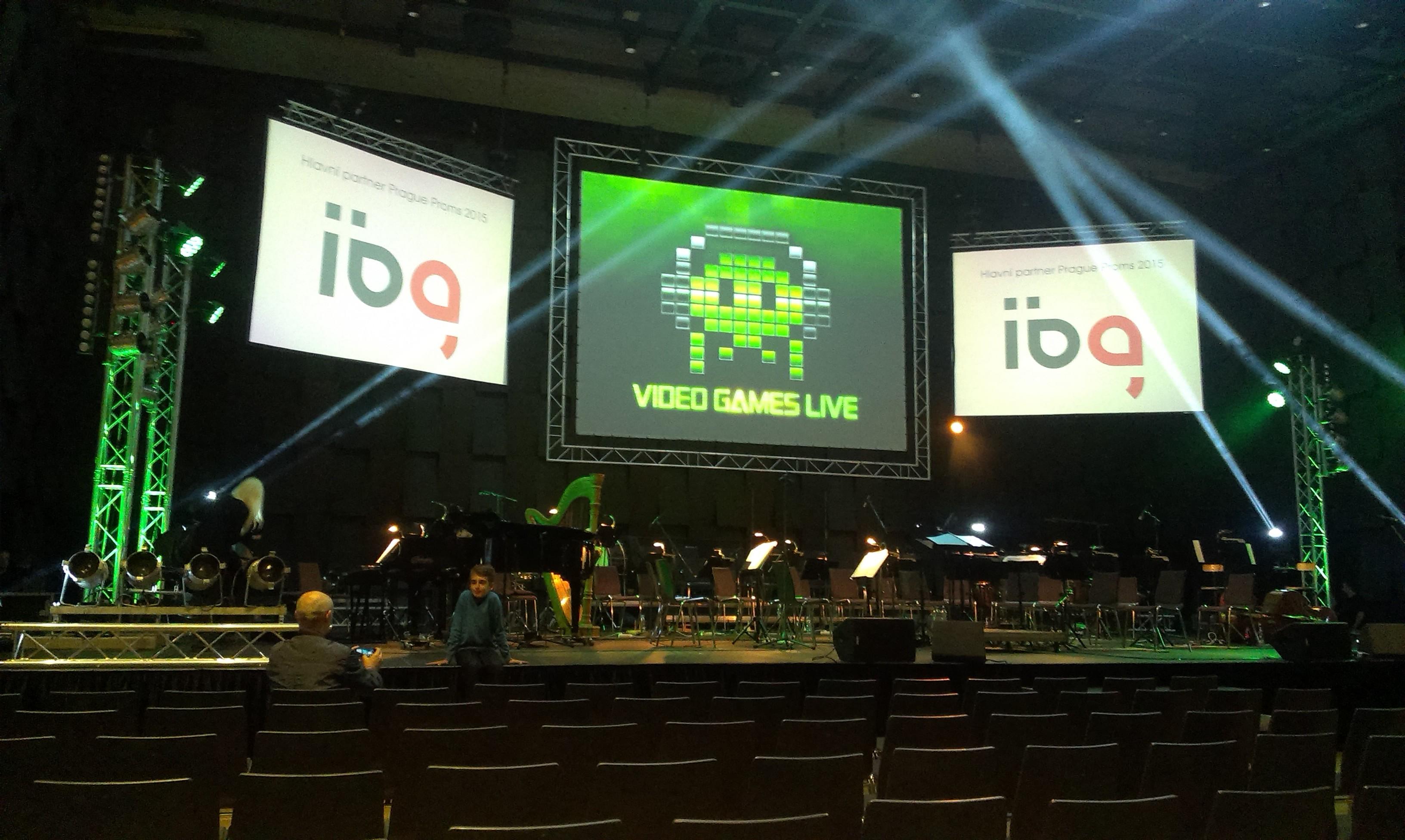 Video Games Live Prague, aneb herní soundtracky naživo, u nás! 10553