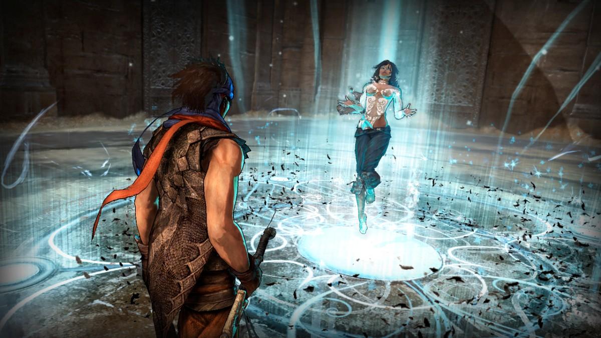 Flashbacky jsou fajn - Prince of Persia 10700
