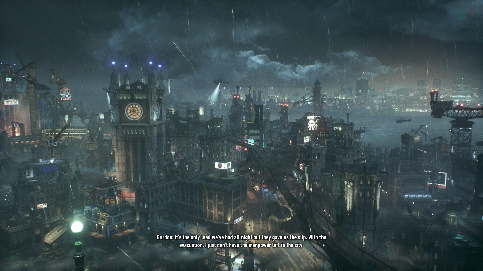 Recenze: Batman Arkham Knight – Strach nad Gothamem 10716