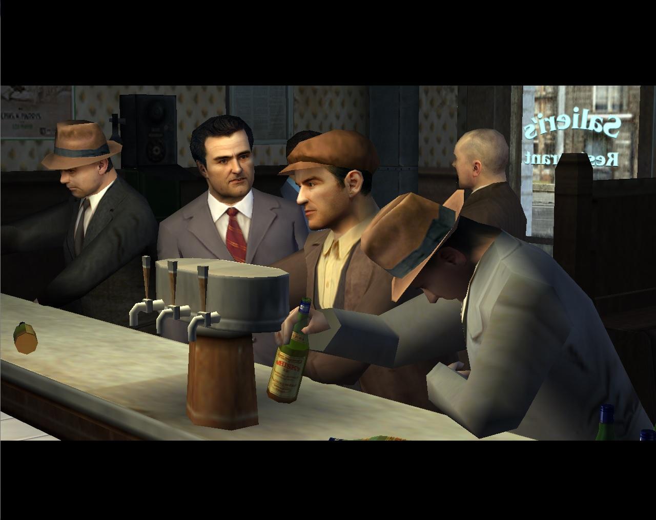 Mafia – Od malého národa velká hra 10769