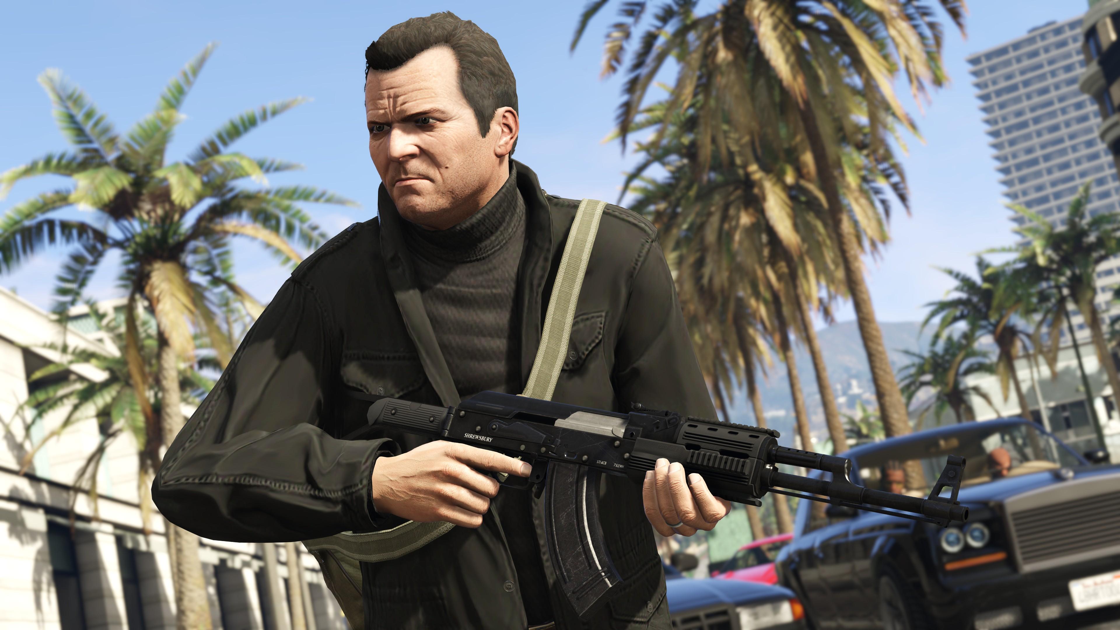 Mé dojmy z hraní I: Grand Theft Auto V (PC) 107774