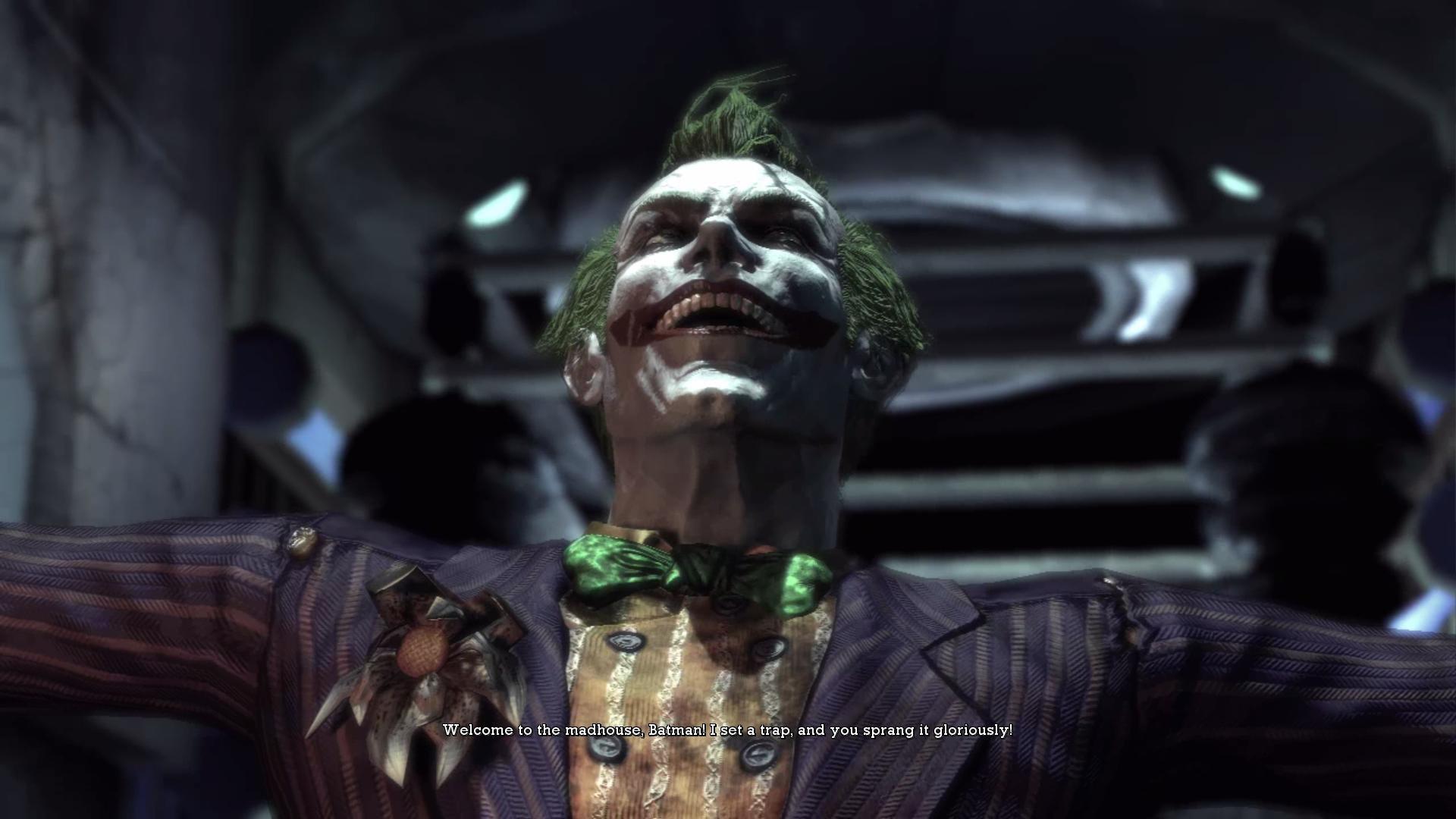 Druhá šance – Batman: Arkham Asylum 10780