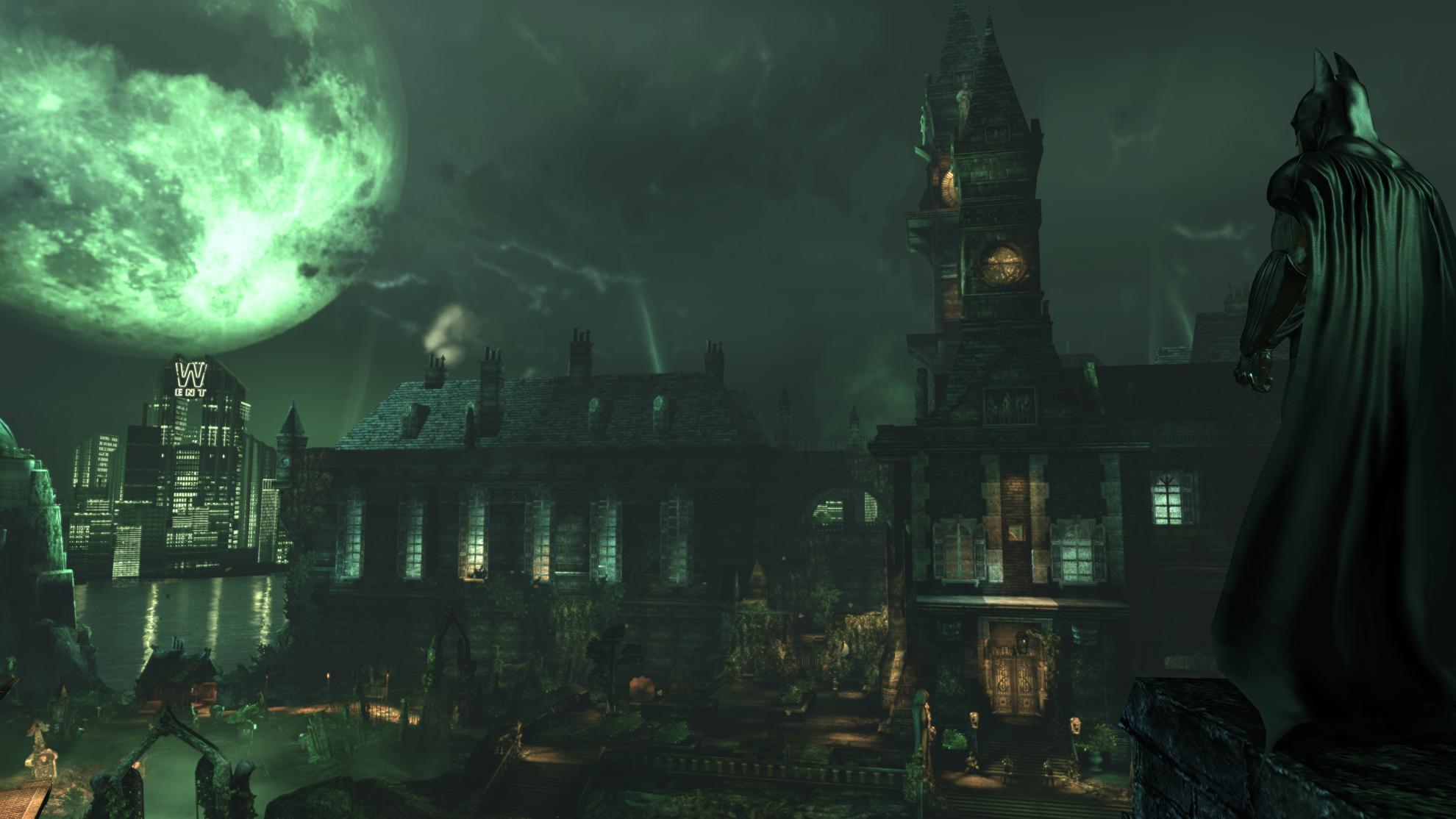 Druhá šance – Batman: Arkham Asylum 10786