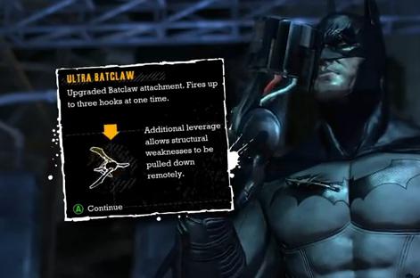 Druhá šance – Batman: Arkham Asylum 10787