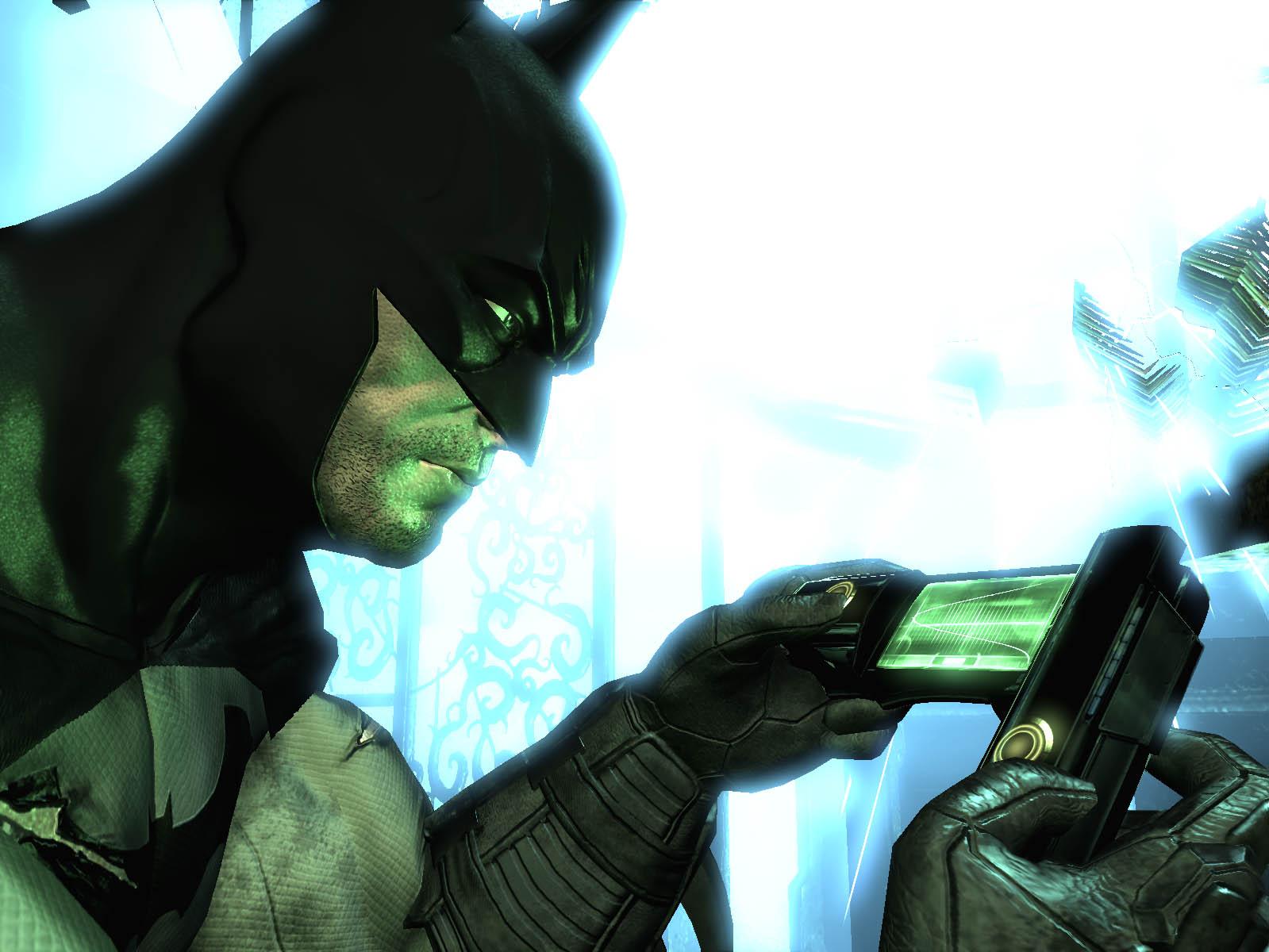 Druhá šance – Batman: Arkham Asylum 10788