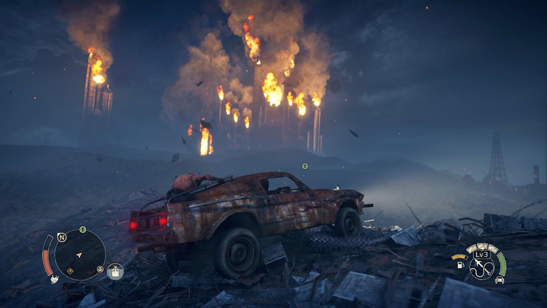 Mad Max - Průjezd Tichou pustinou 10792