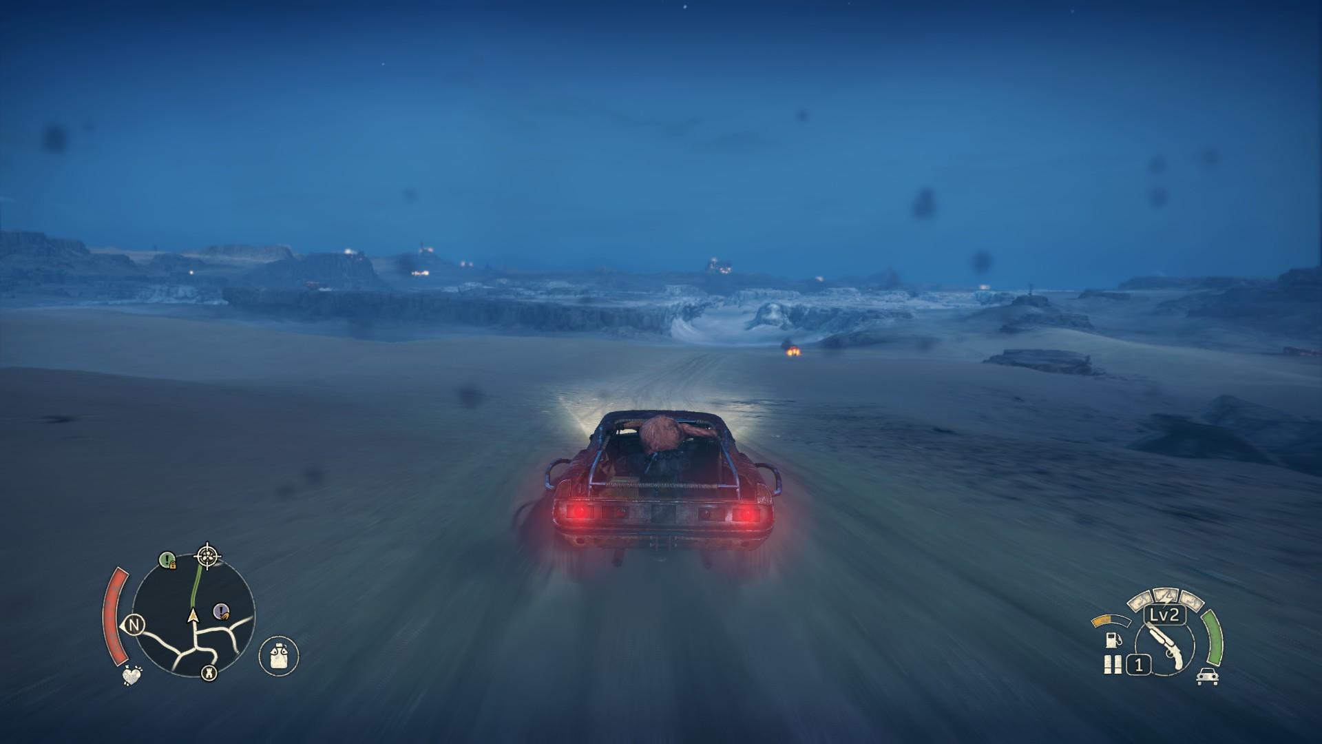 Mad Max - Průjezd Tichou pustinou 10794