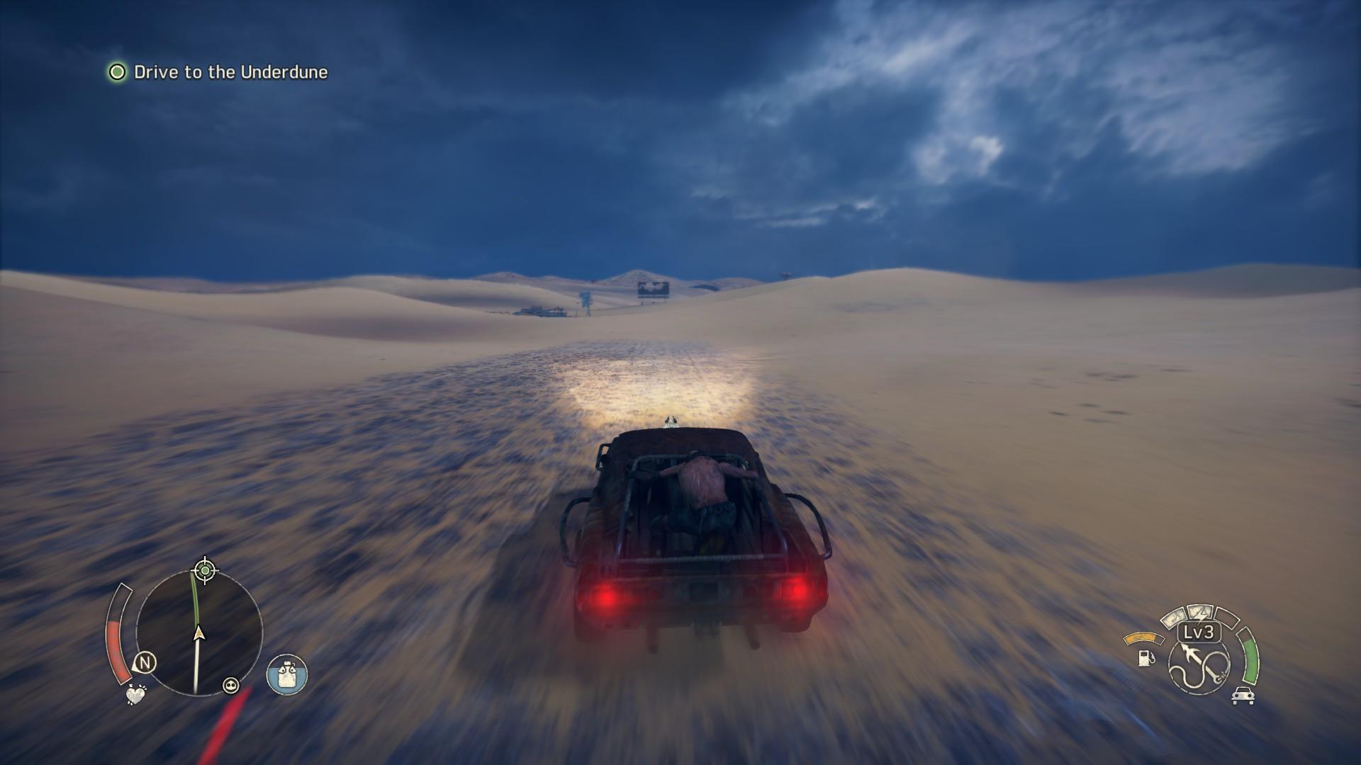 Mad Max - Průjezd Tichou pustinou 10795