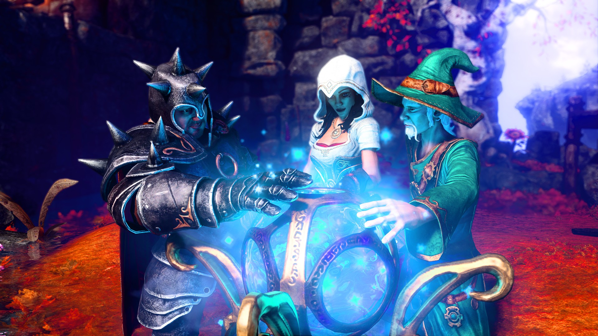 Recenze Trine 3: The Artifacts of Power 10820