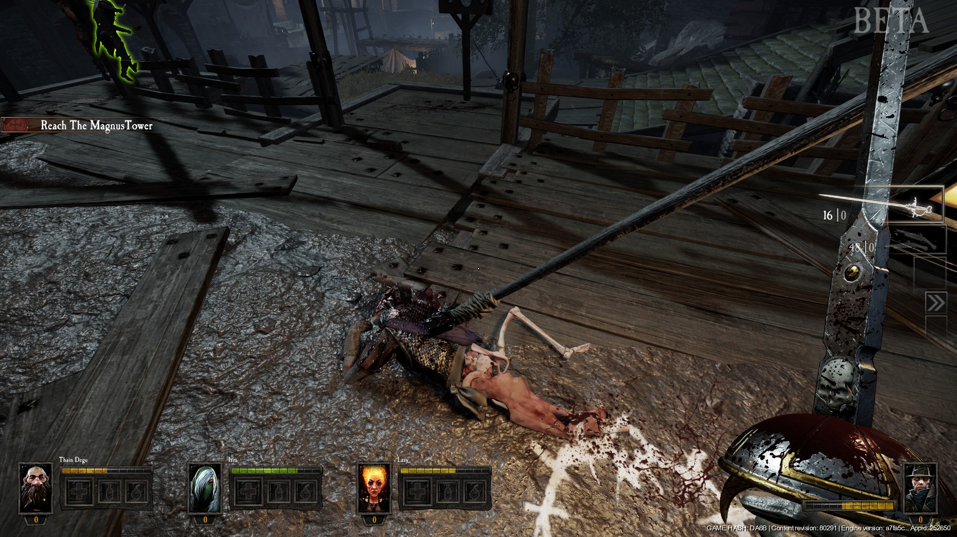 Preview Warhammer: End Times - Vermintide 10852