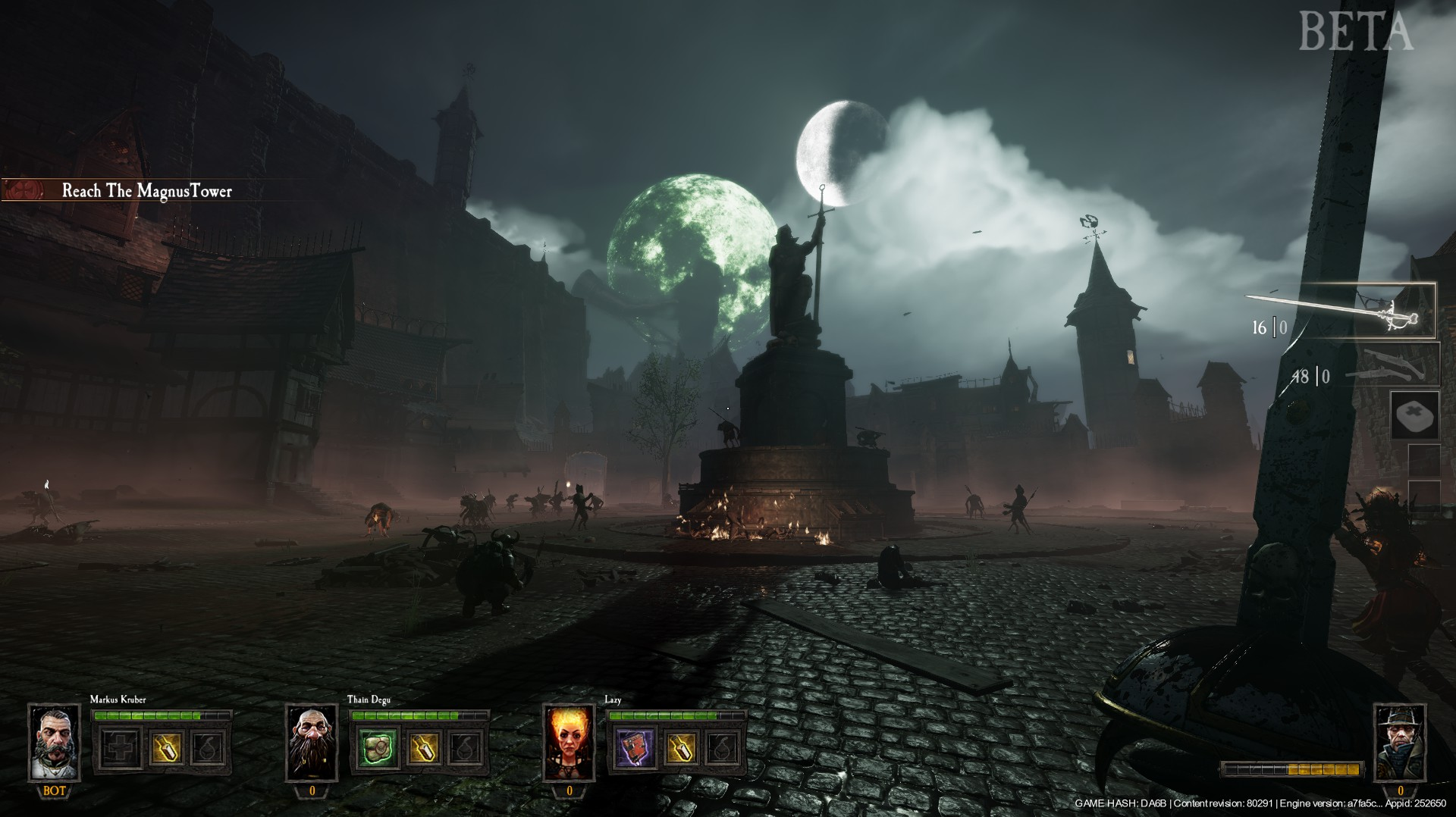 Preview Warhammer: End Times - Vermintide 10853