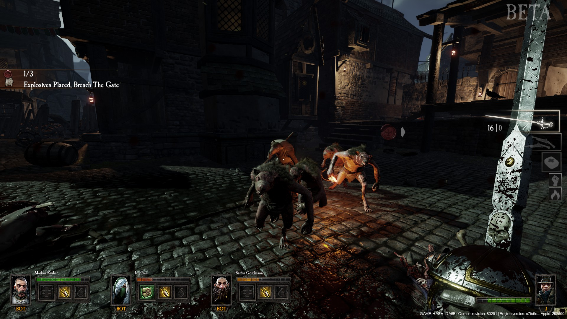 Preview Warhammer: End Times - Vermintide 10859