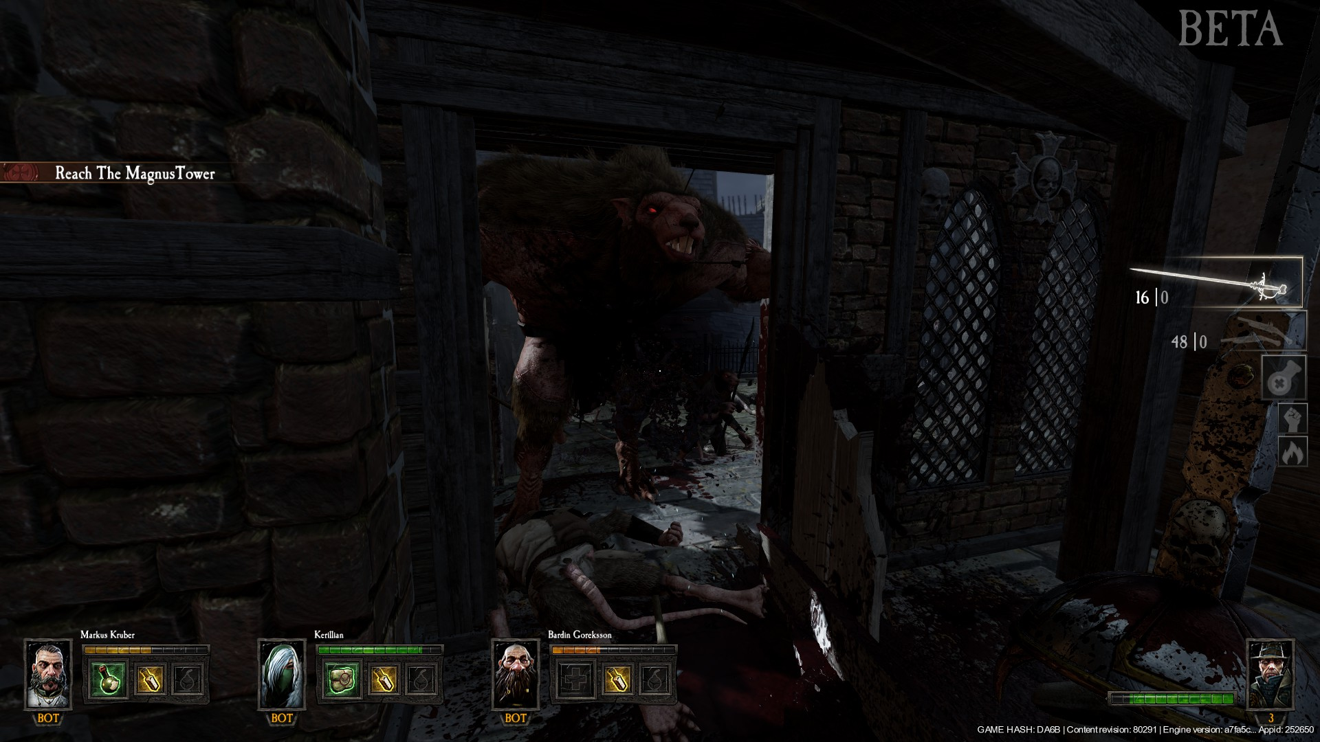 Preview Warhammer: End Times - Vermintide 10860