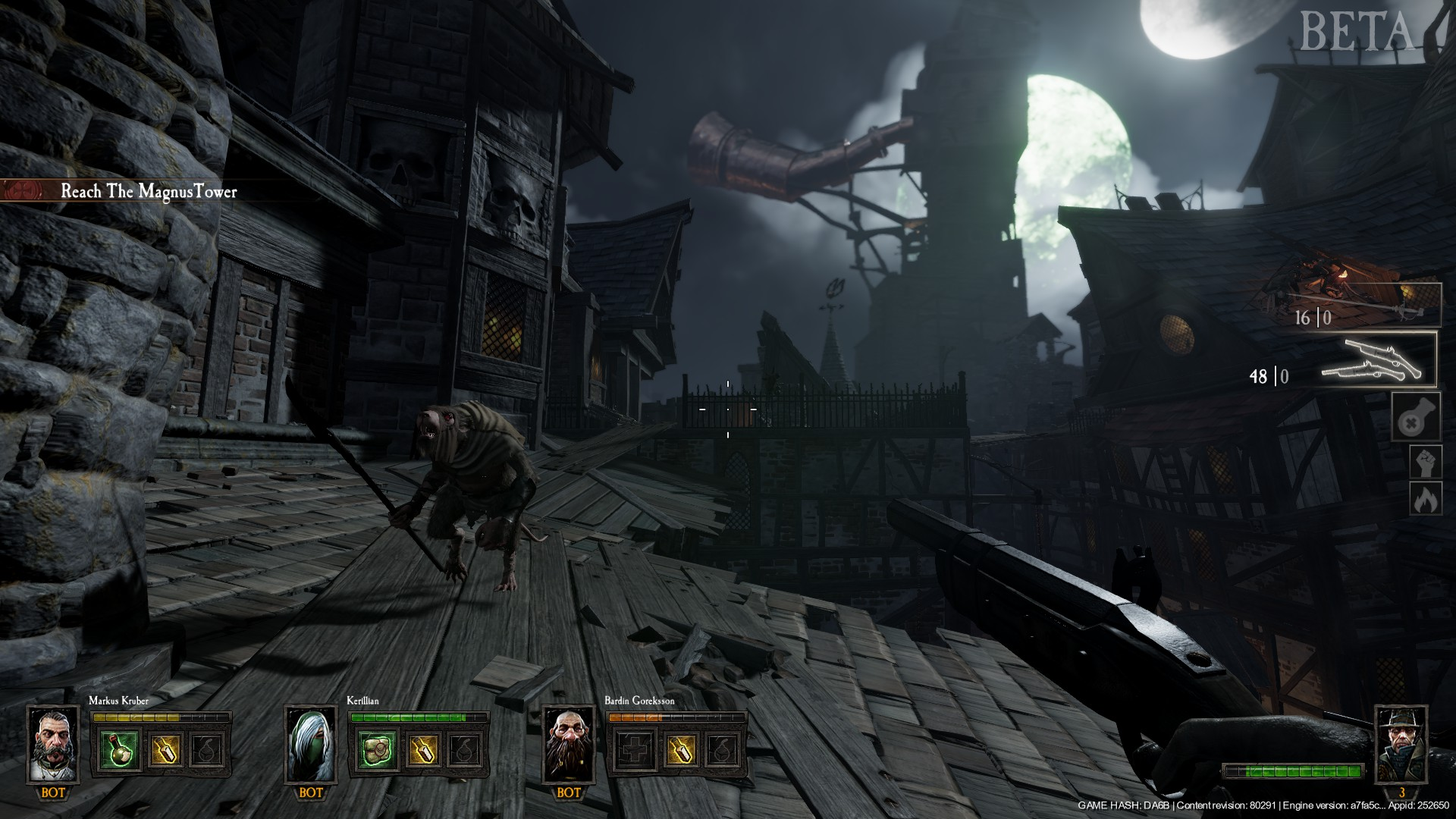 Preview Warhammer: End Times - Vermintide 10863