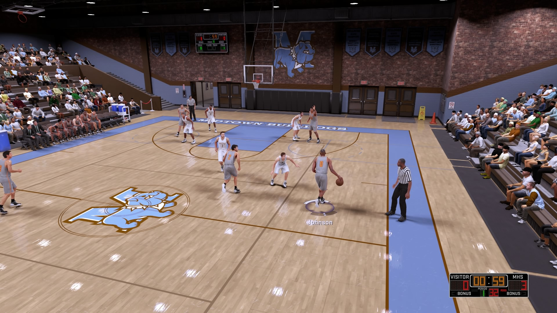 Recenze NBA 2K16 10869