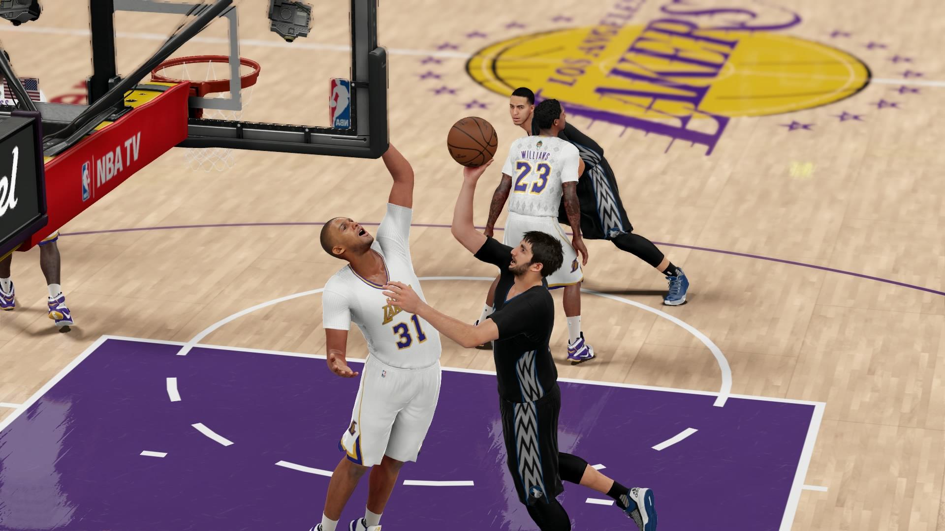 Recenze NBA 2K16 10877