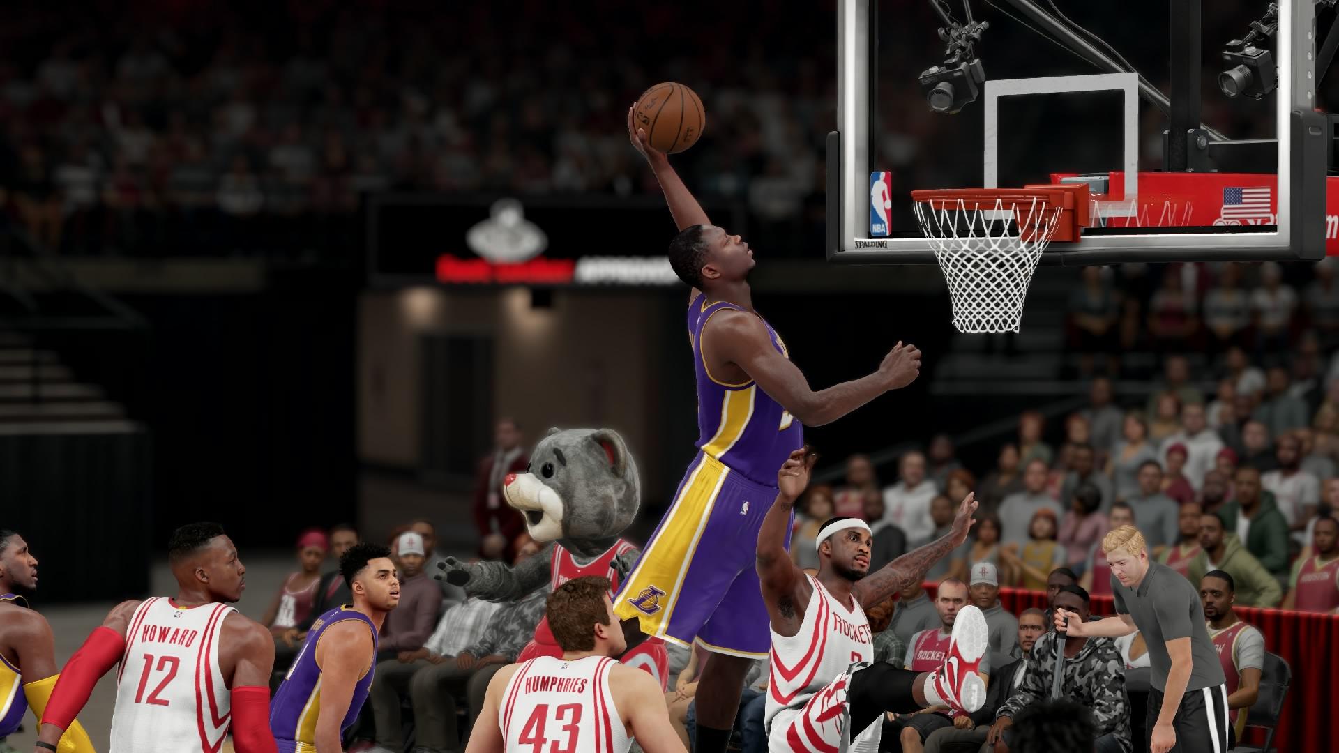Recenze NBA 2K16 10878