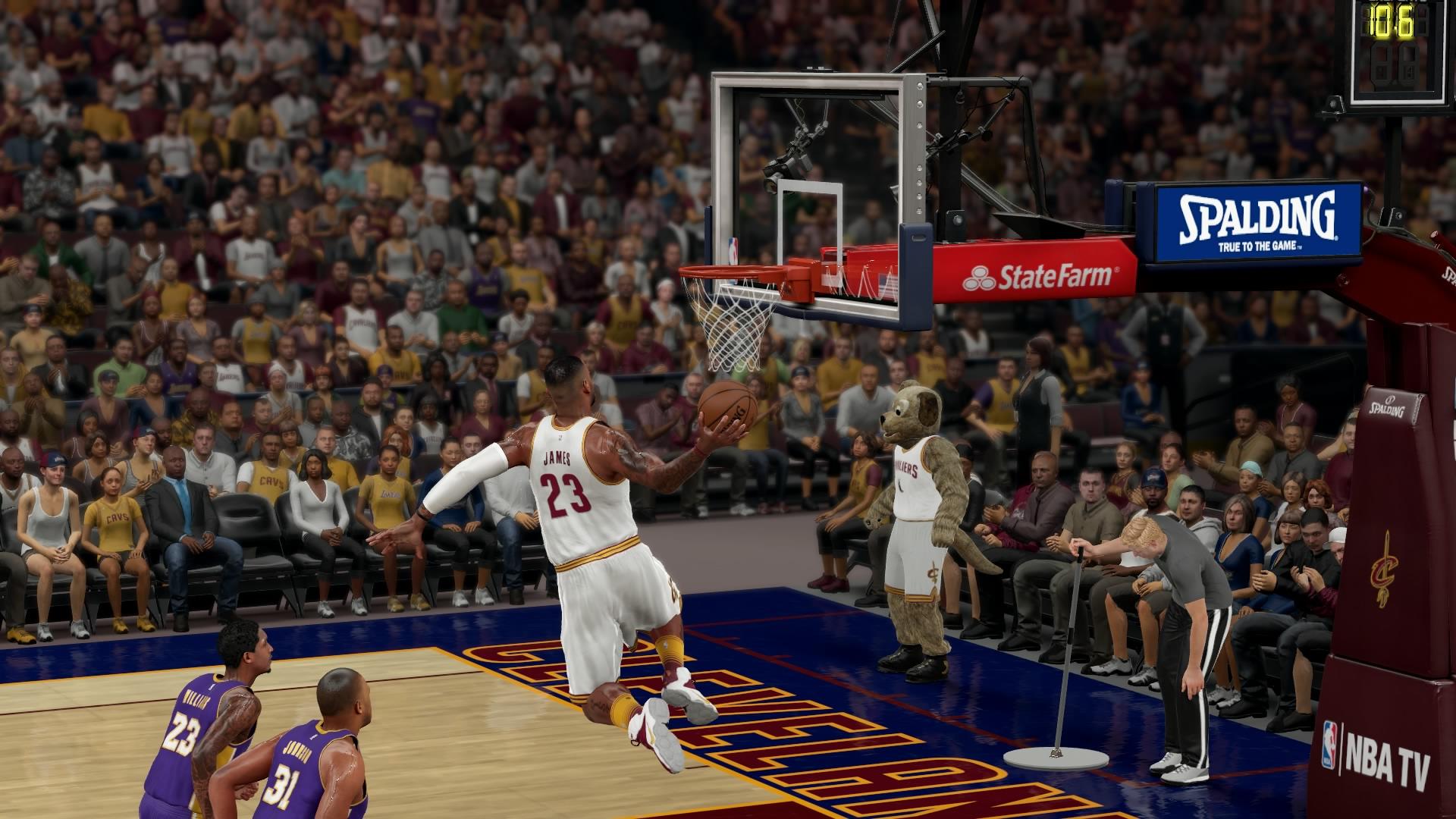 Recenze NBA 2K16 10879