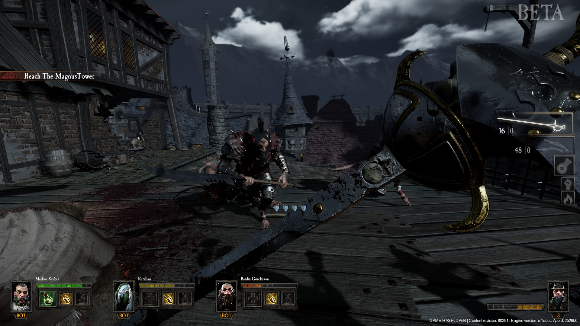 Preview Warhammer: End Times - Vermintide 10881