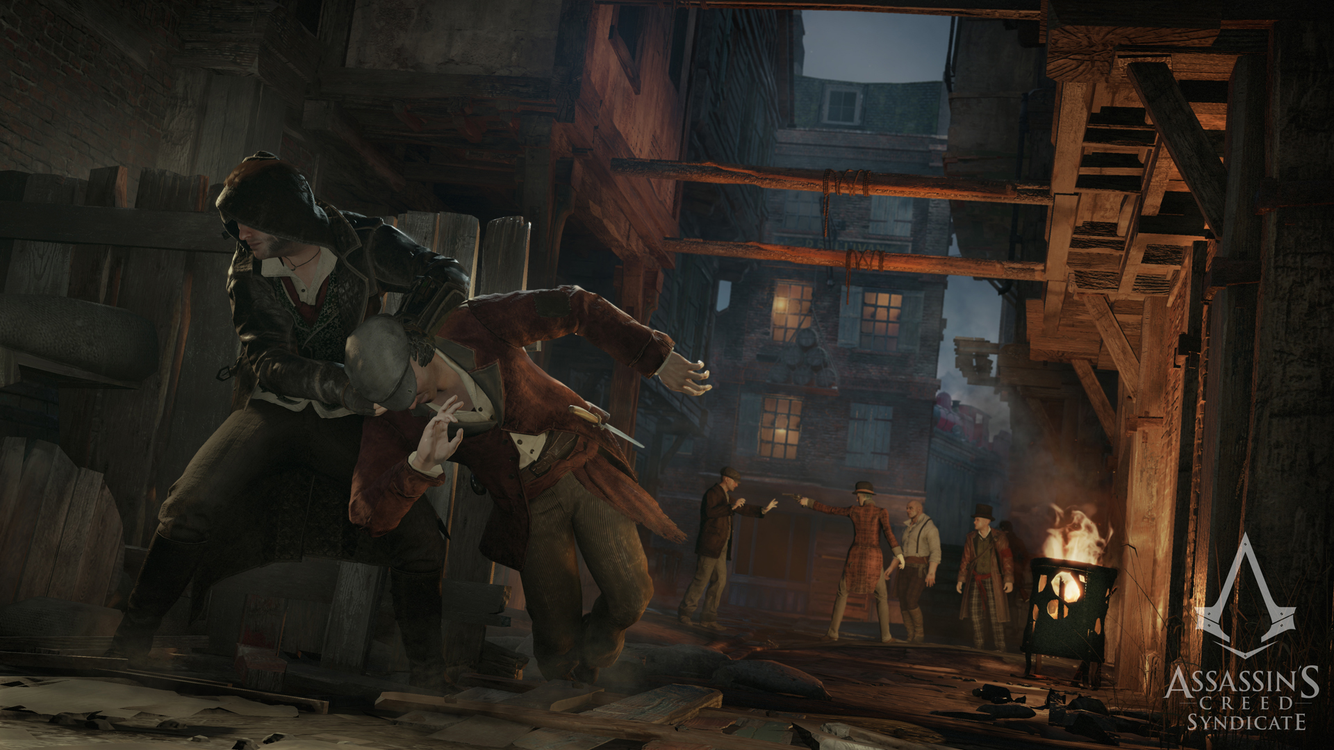 Assassins Creed - Syndicate 108918