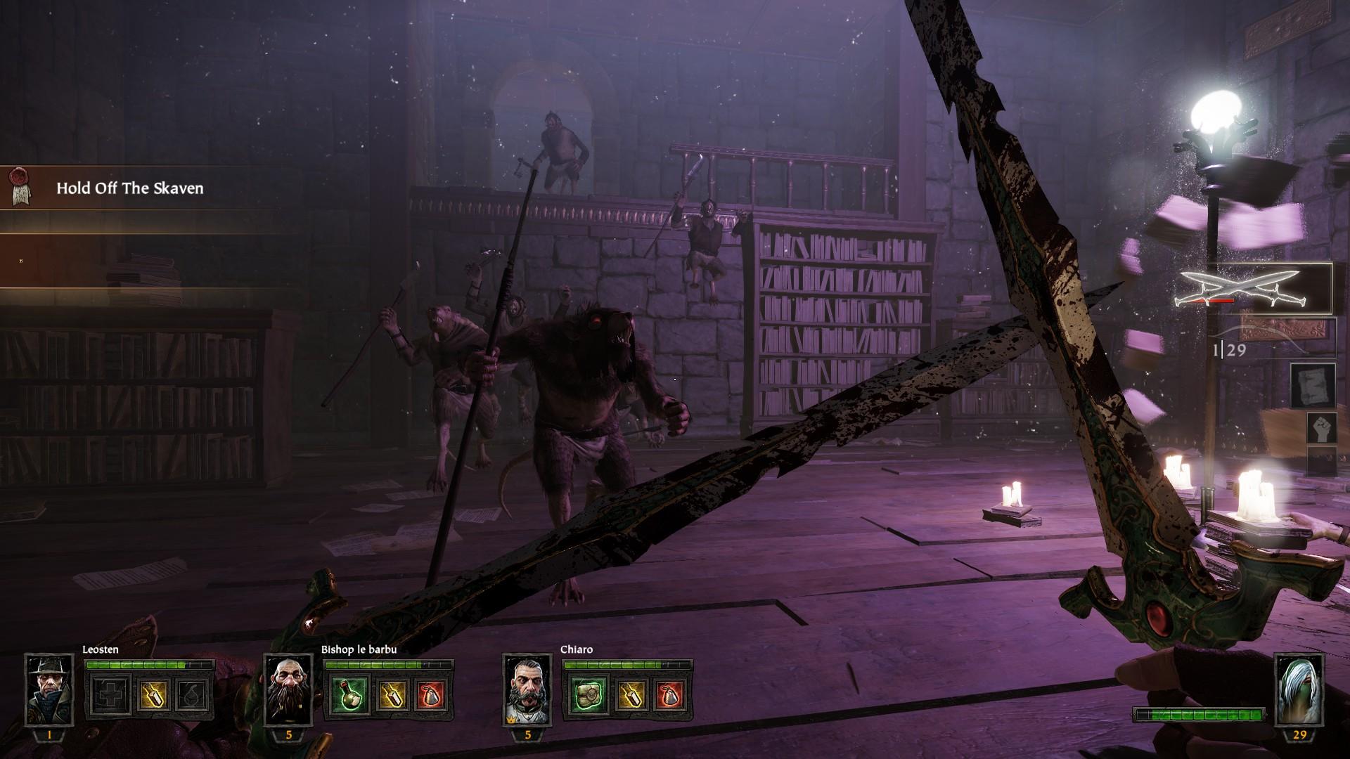 Recenze Warhammer: End Times - Vermintide 10955