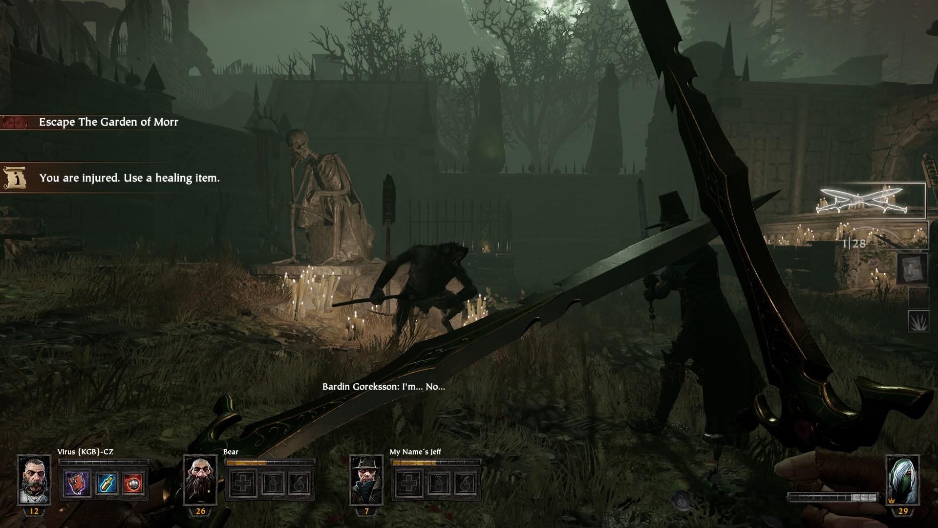 Recenze Warhammer: End Times - Vermintide 10980