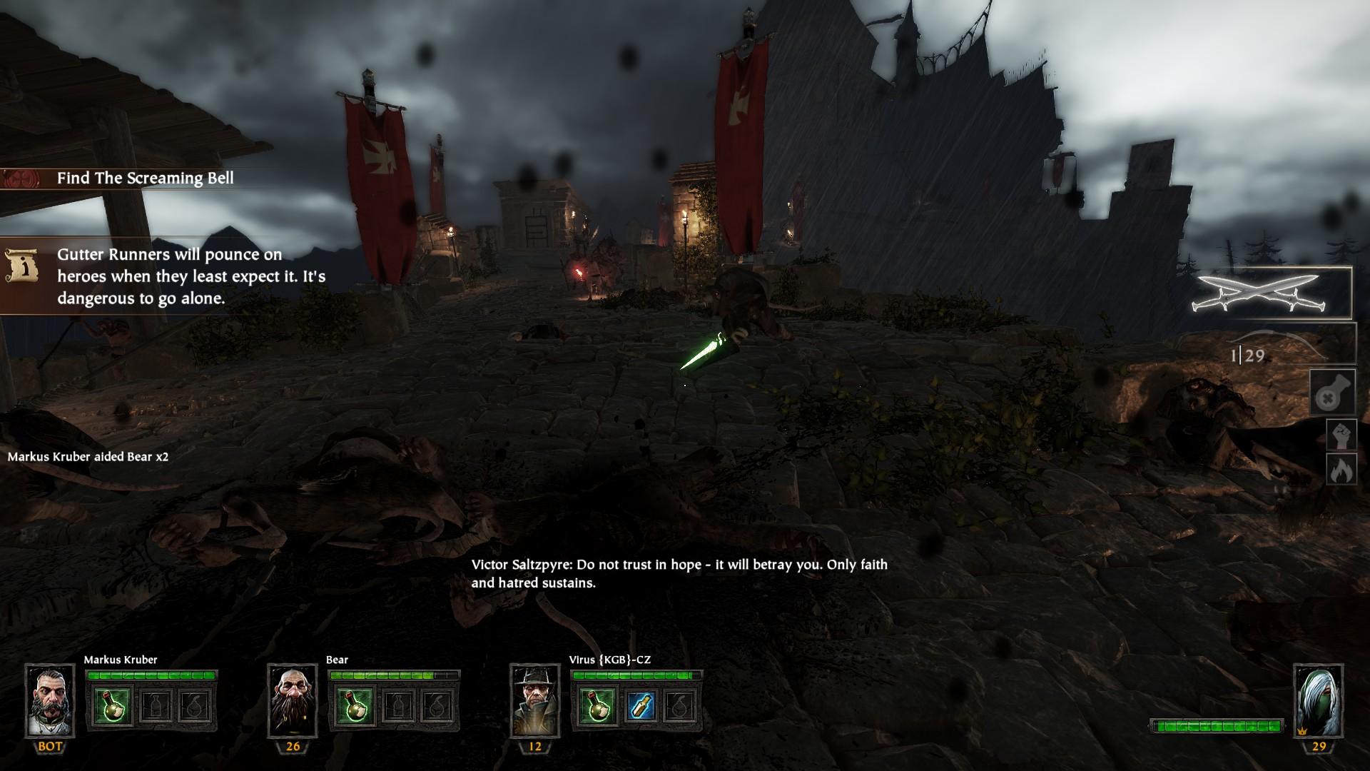 Recenze Warhammer: End Times - Vermintide 10981