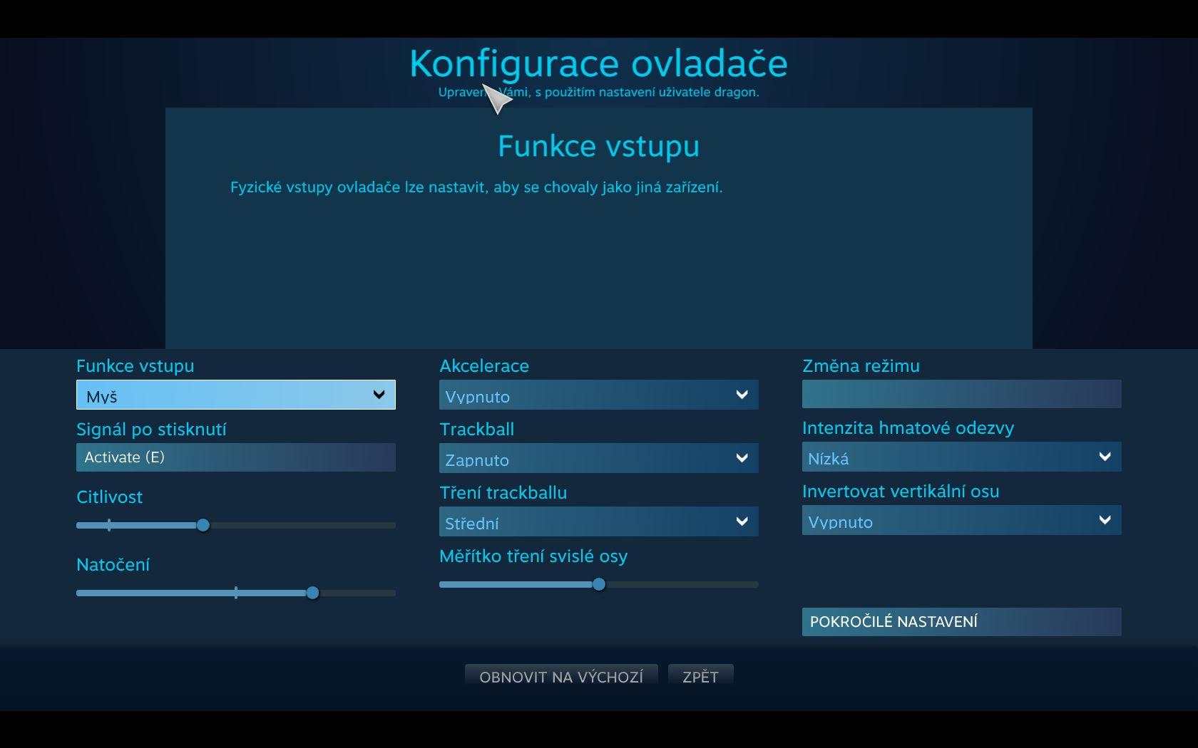 RECENZE : Steam Controller není jen herní ovladač 11011