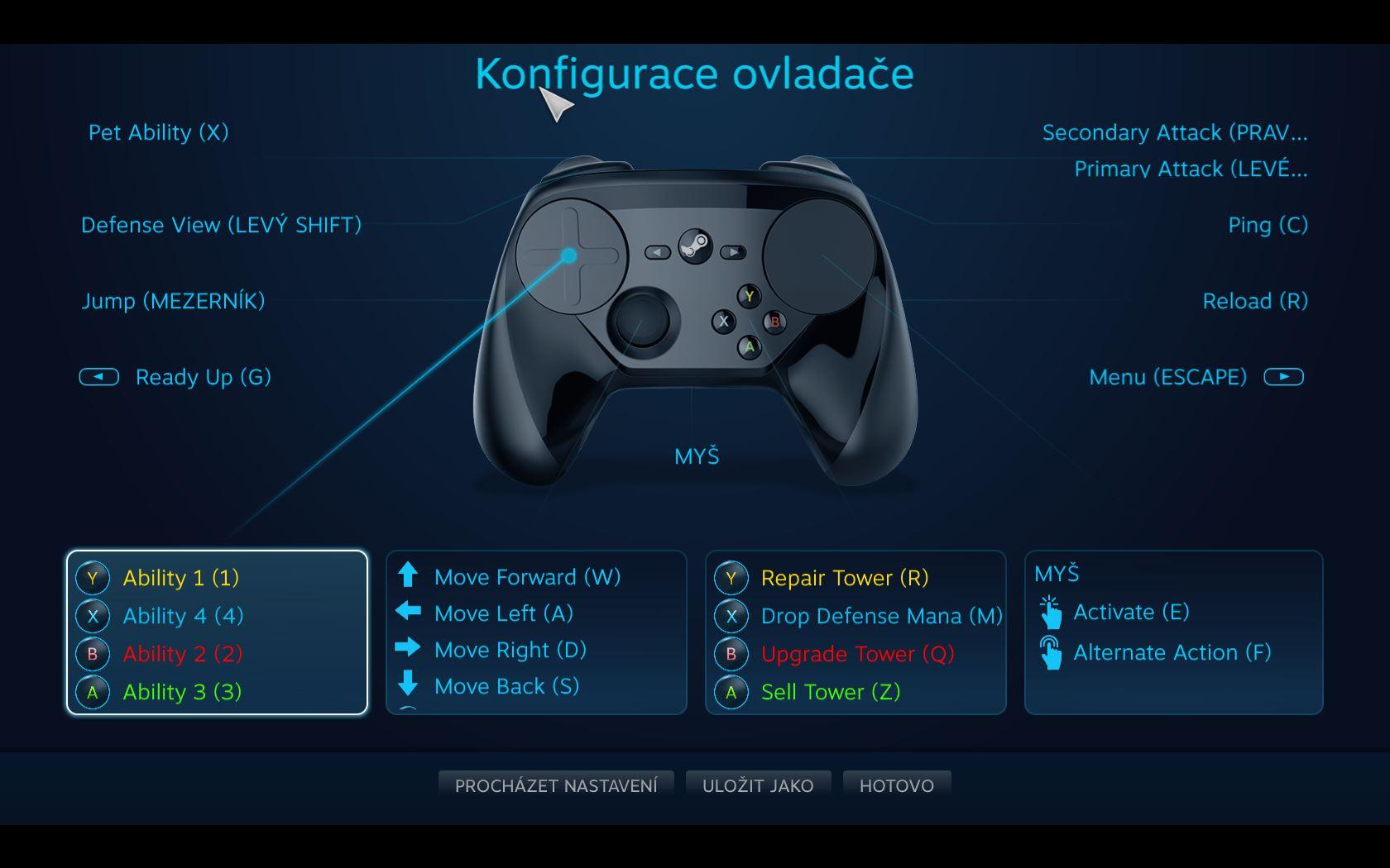 RECENZE : Steam Controller není jen herní ovladač 11012