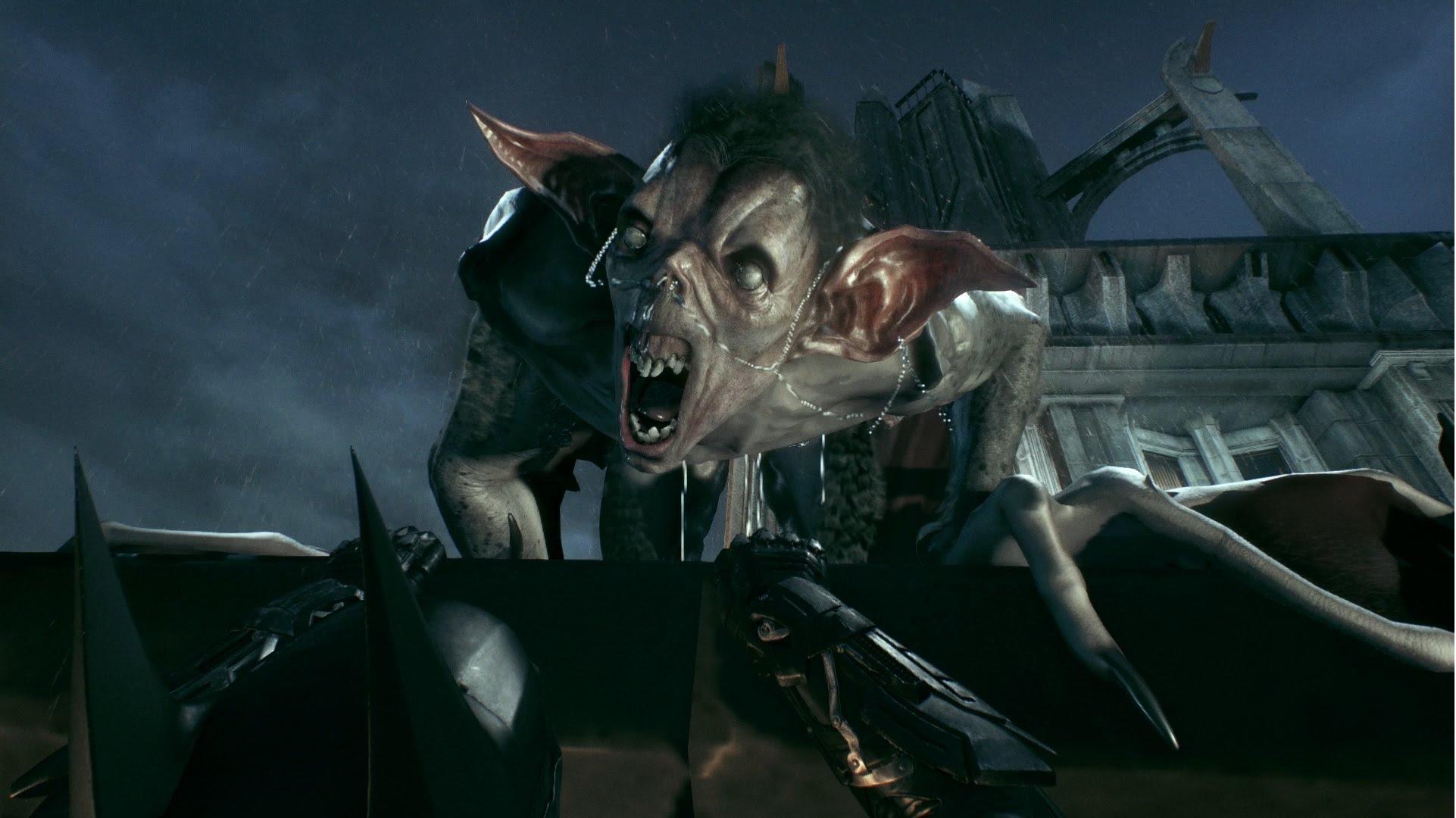 Batman Arkham Knight aneb pojďme změnit to, co do teď fungovalo 11103