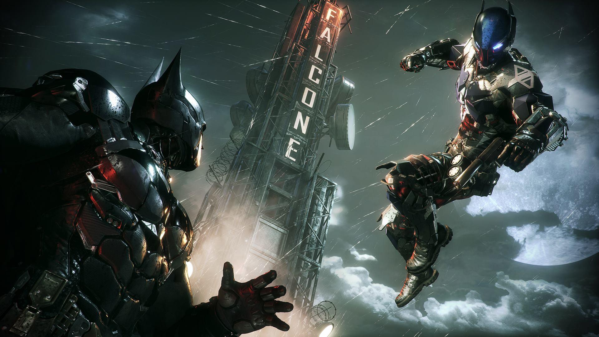 Batman Arkham Knight aneb pojďme změnit to, co do teď fungovalo 11104
