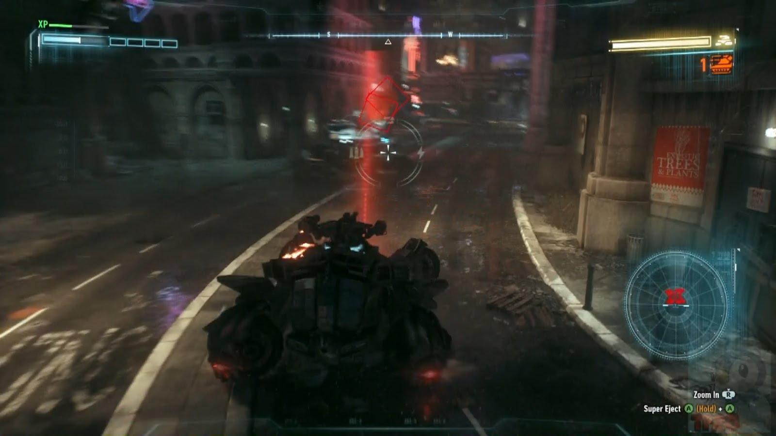 Batman Arkham Knight aneb pojďme změnit to, co do teď fungovalo 11106