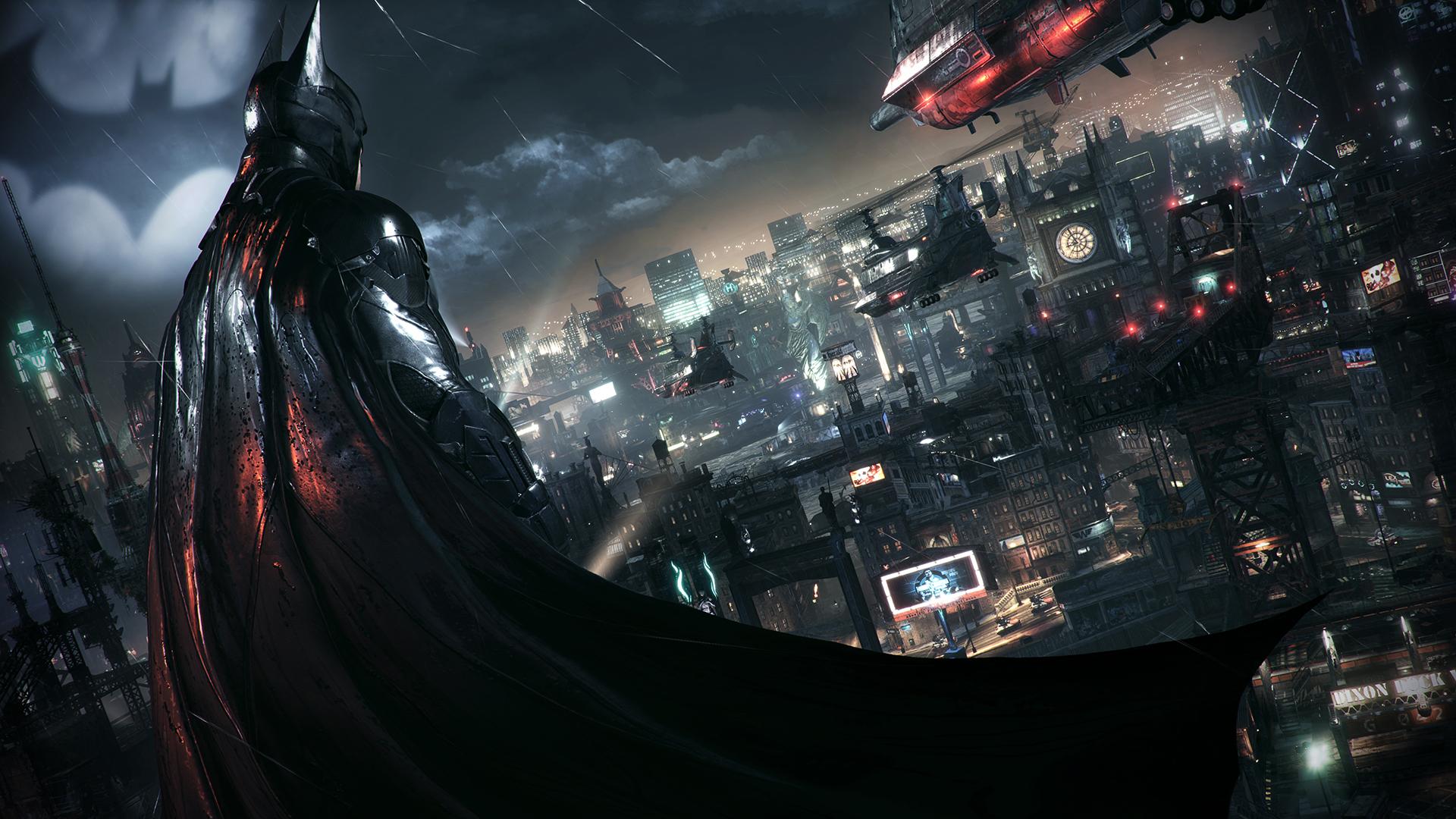 Větší neznamená vždy lepší aneb série Batman Arkham a její otevřený svět 11108