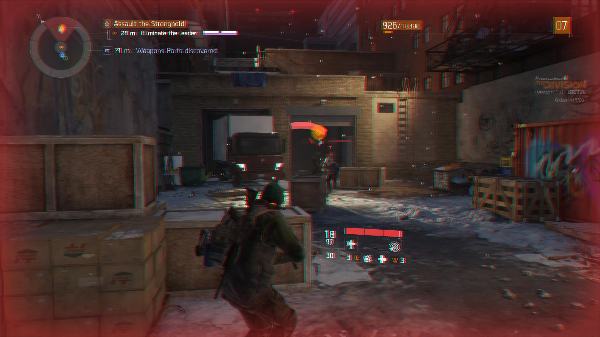 Tom Clancy's The Division Dojmy z Bety (PC) 11204