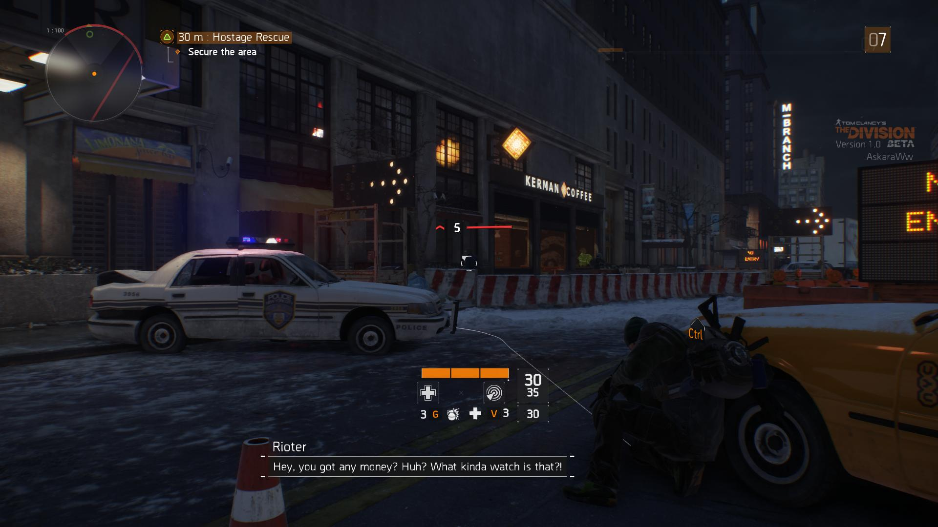 Tom Clancy's The Division Dojmy z Bety (PC) 11205