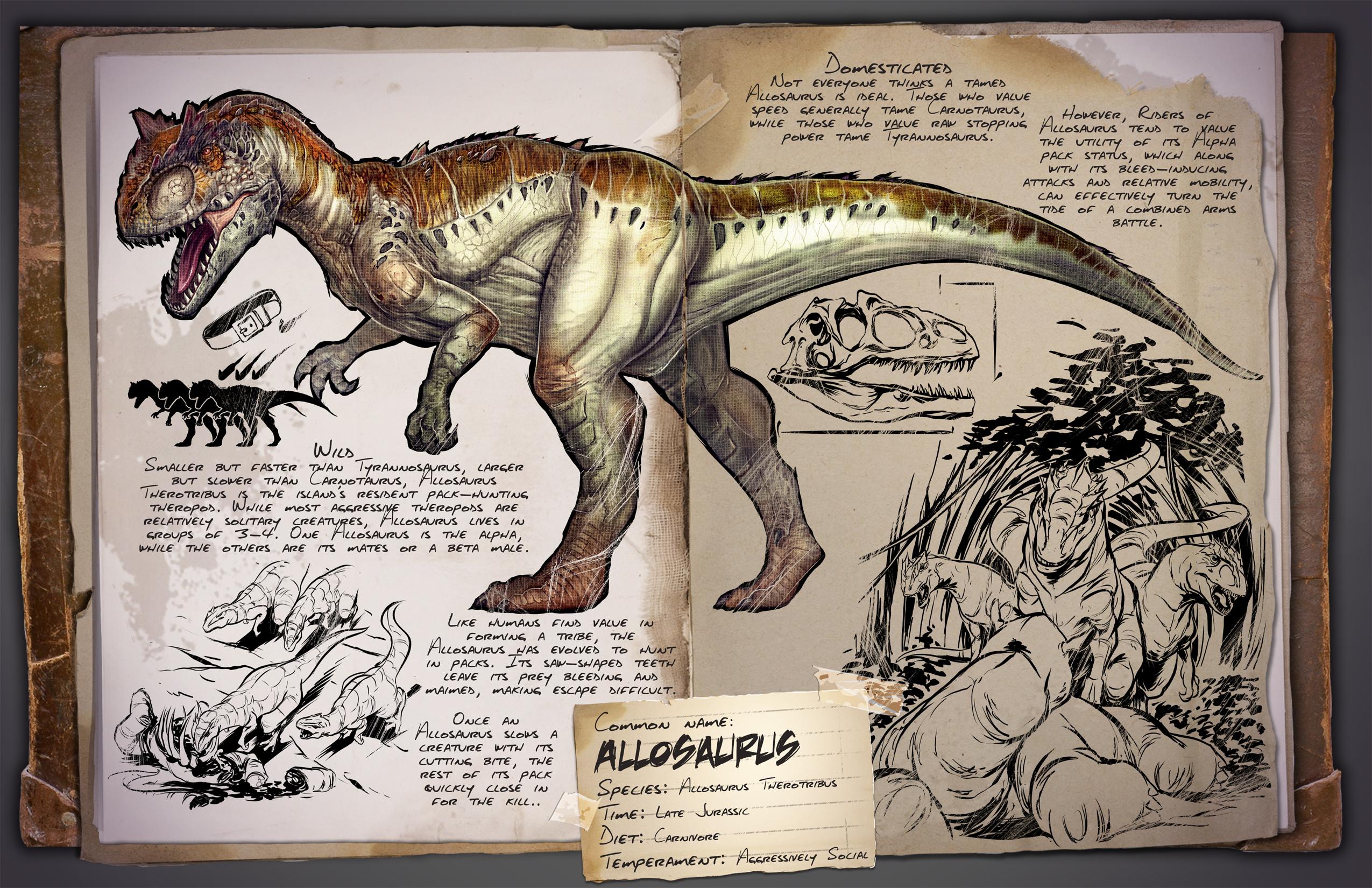 ARK: Survival Evolved - rozrůstající se fauna 11513