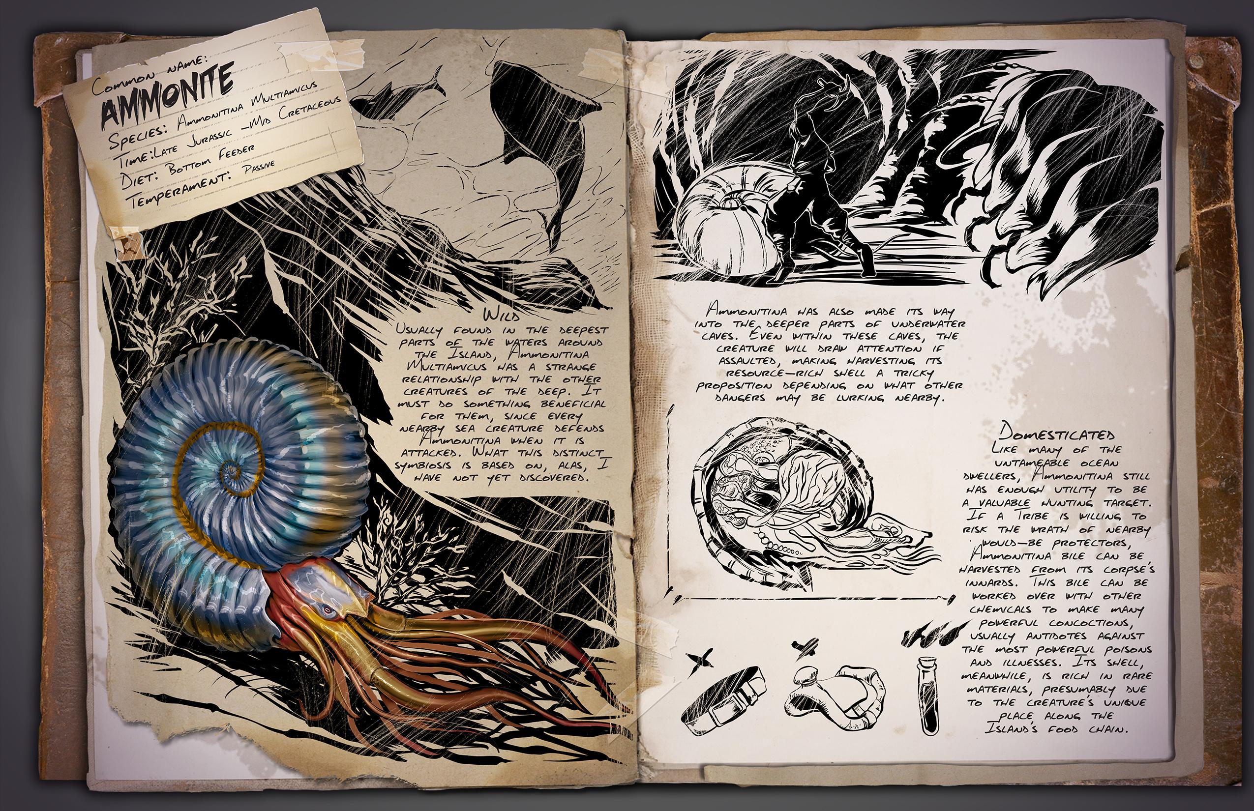 ARK: Survival Evolved - rozrůstající se fauna 11514