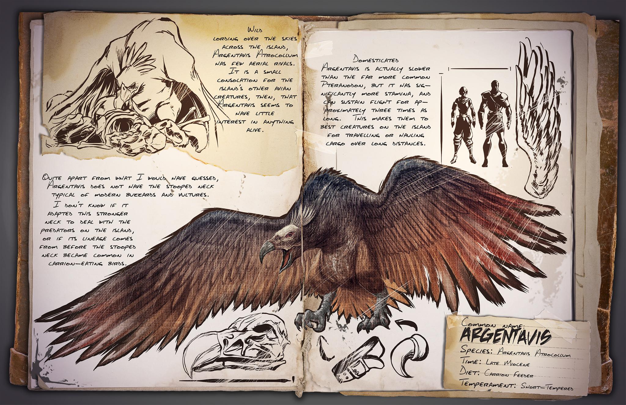 ARK: Survival Evolved - rozrůstající se fauna 11517