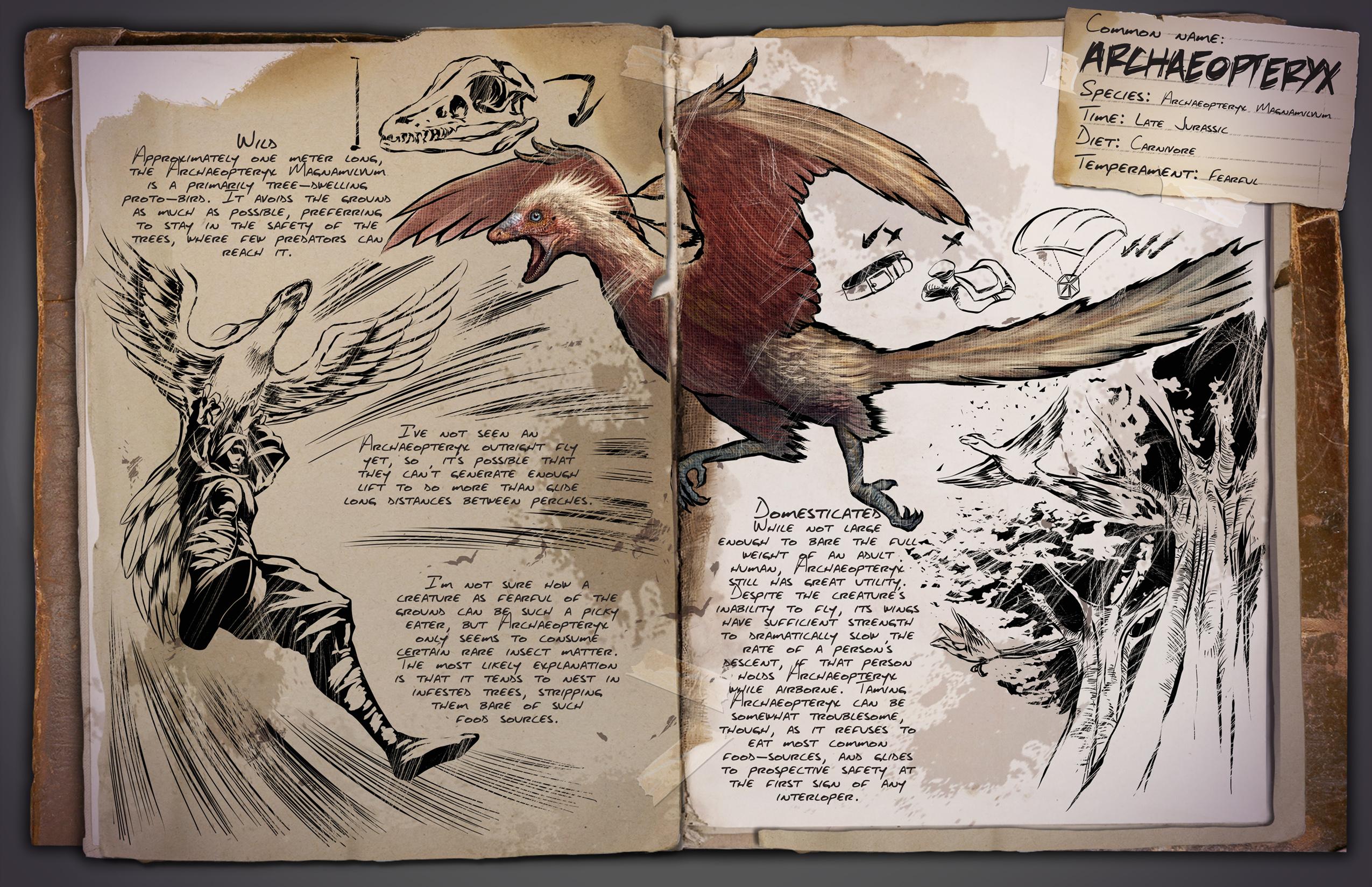 ARK: Survival Evolved - rozrůstající se fauna 11518