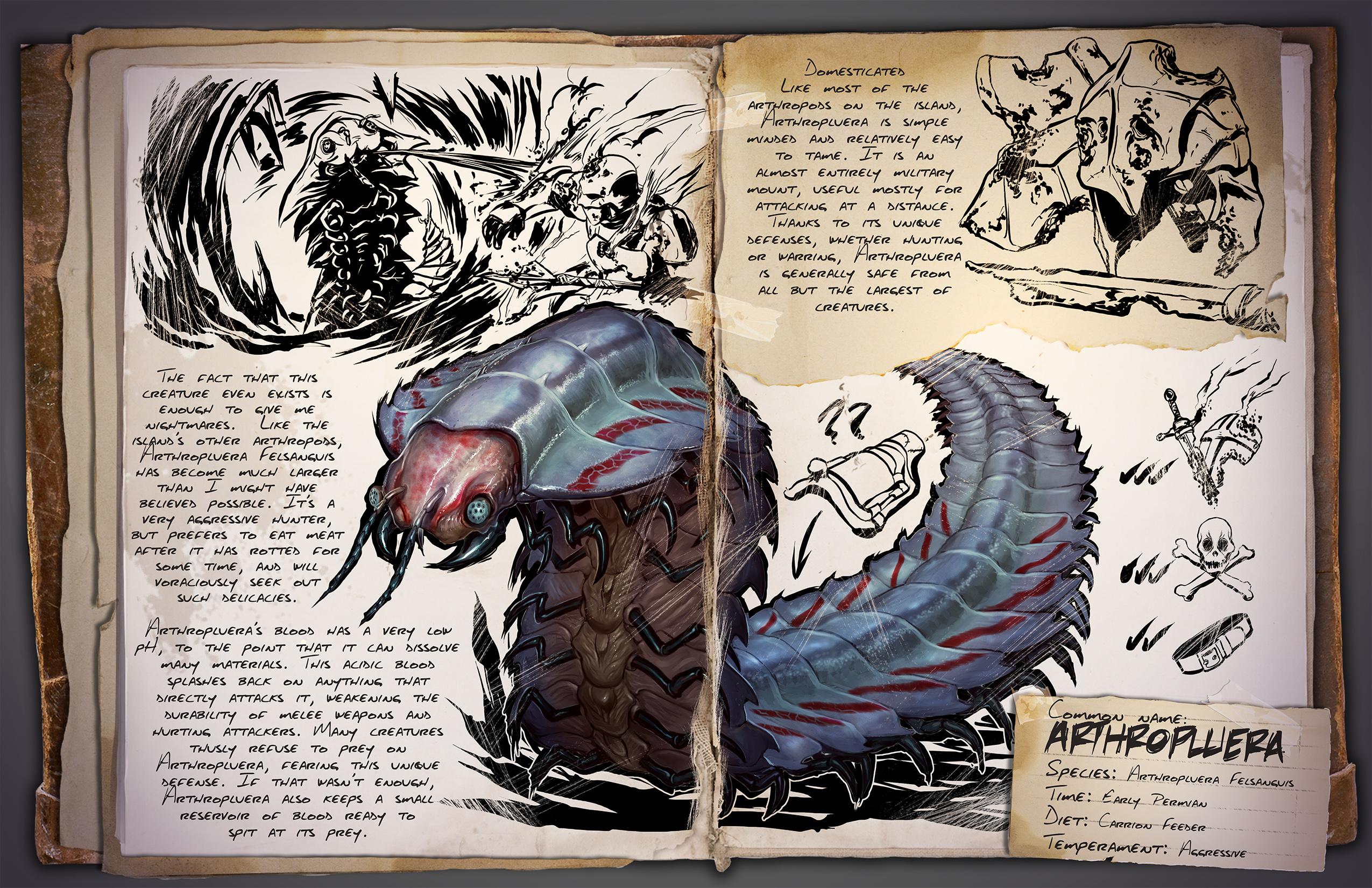 ARK: Survival Evolved - rozrůstající se fauna 11519