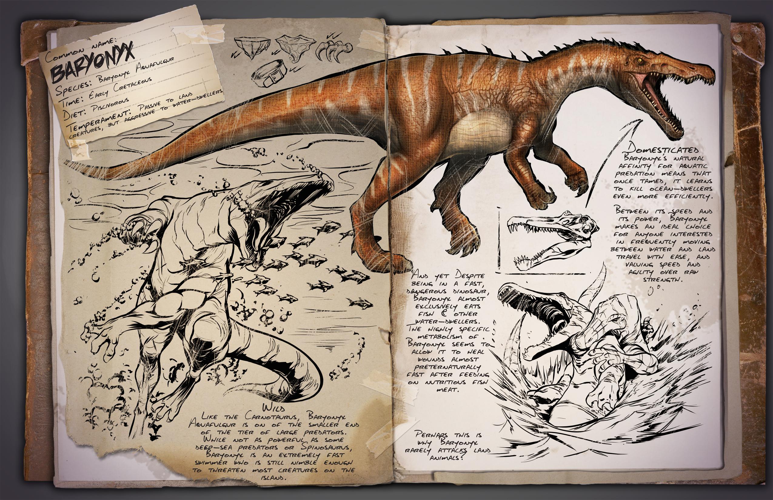 ARK: Survival Evolved - rozrůstající se fauna 11520