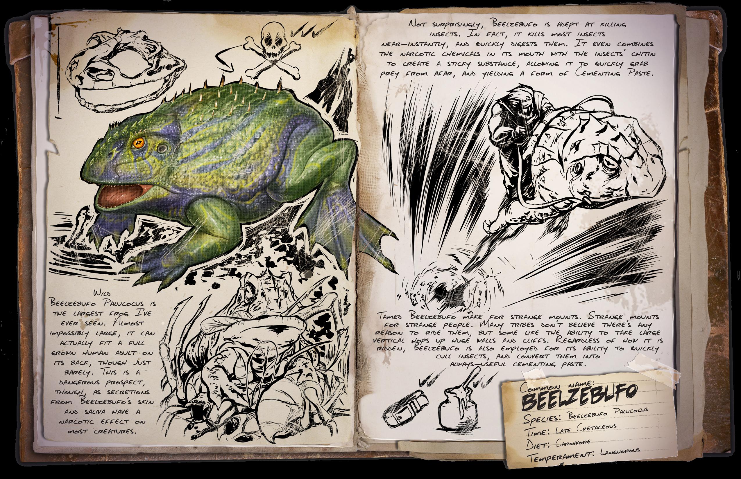 ARK: Survival Evolved - rozrůstající se fauna 11522
