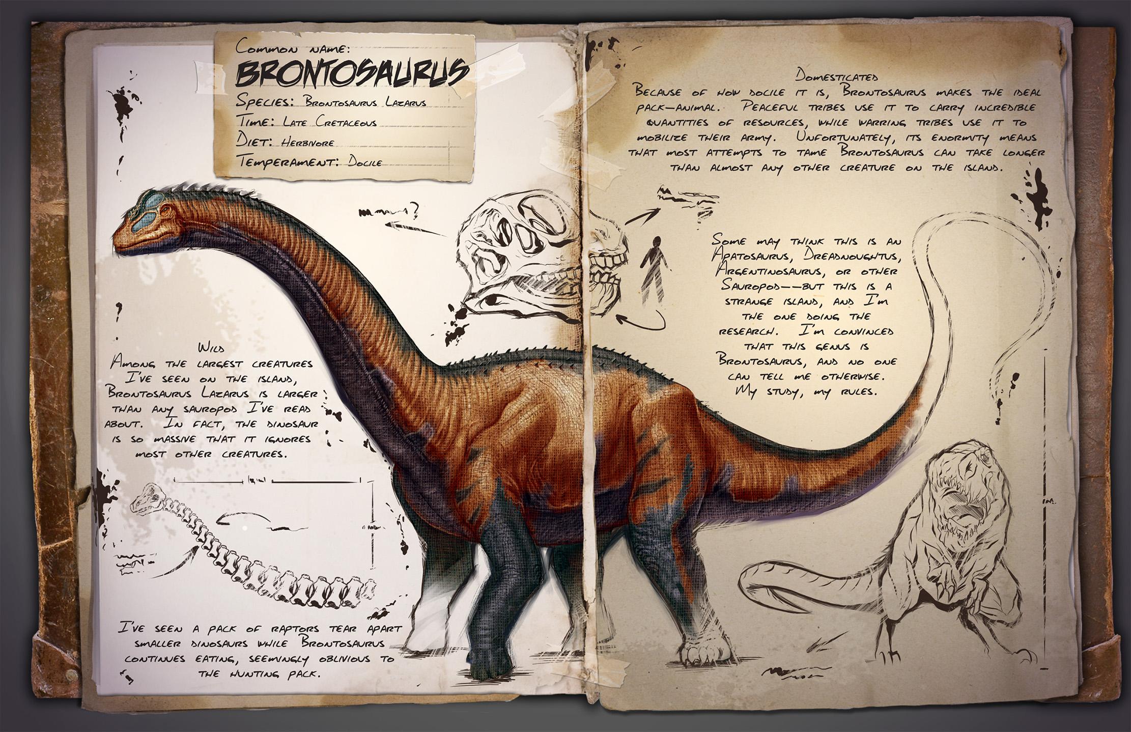 ARK: Survival Evolved - rozrůstající se fauna 11523